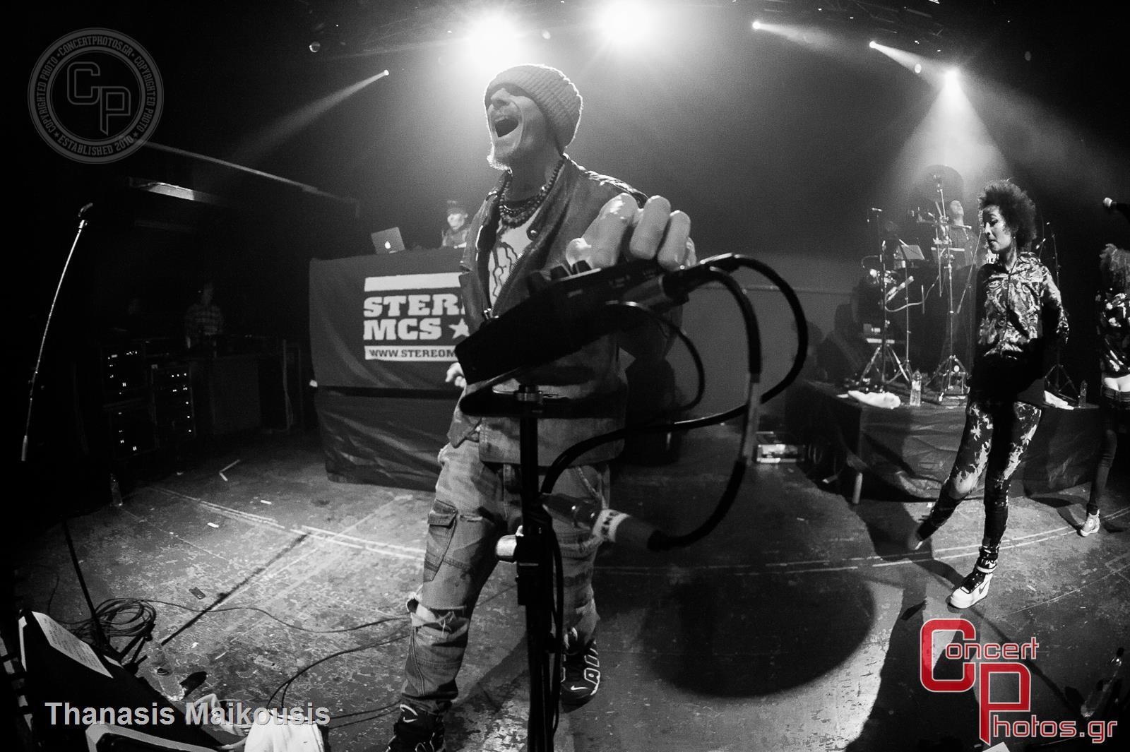 Stereo Mc's-Stereo Mcs photographer: Thanasis Maikousis - ConcertPhotos - 20141129_2304_48-2