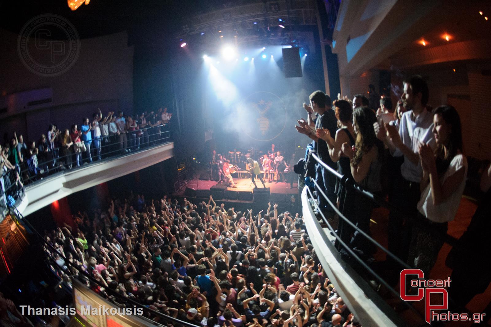 Gogol Bordelo-Gogol Bordelo photographer: Thanasis Maikousis - concertphotos_-8726