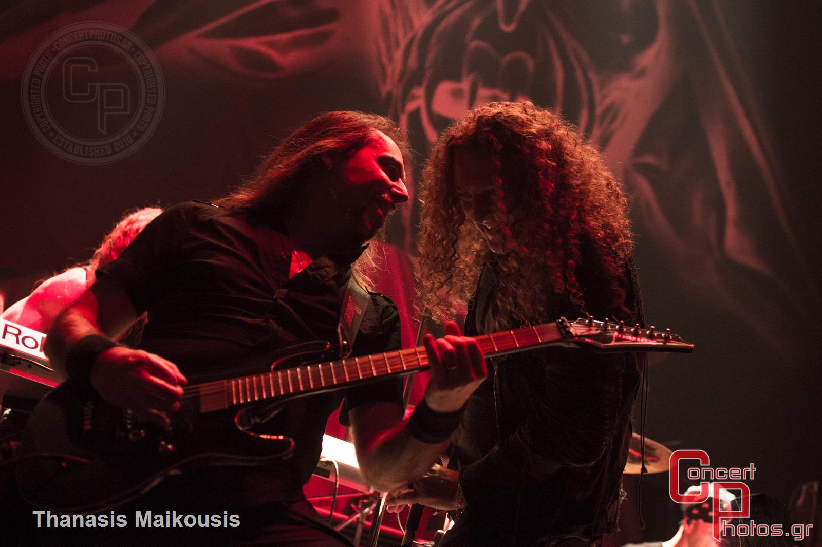 Gamma Ray + Rhapsody Of Fire-Gamma Ray Rhapsody Of Fire photographer: Thanasis Maikousis - _DSC1166