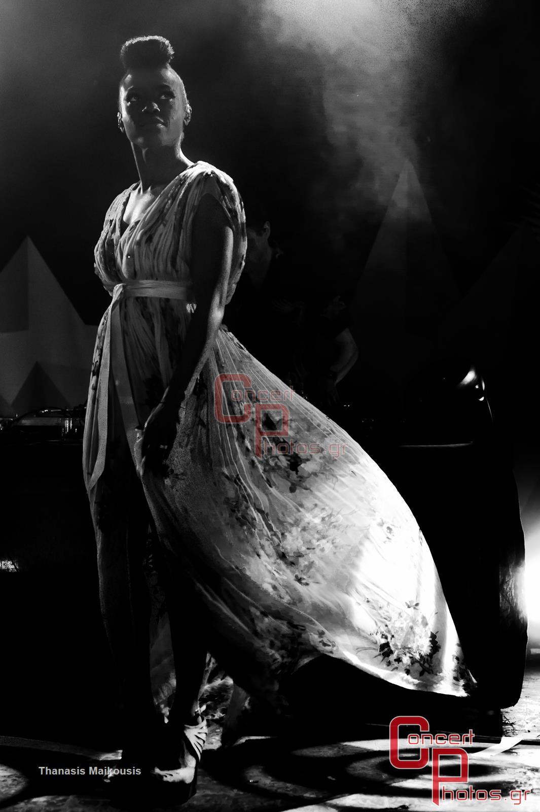 Morcheeba-Morcheeba Gagarin photographer: Thanasis Maikousis - ConcertPhotos-1459