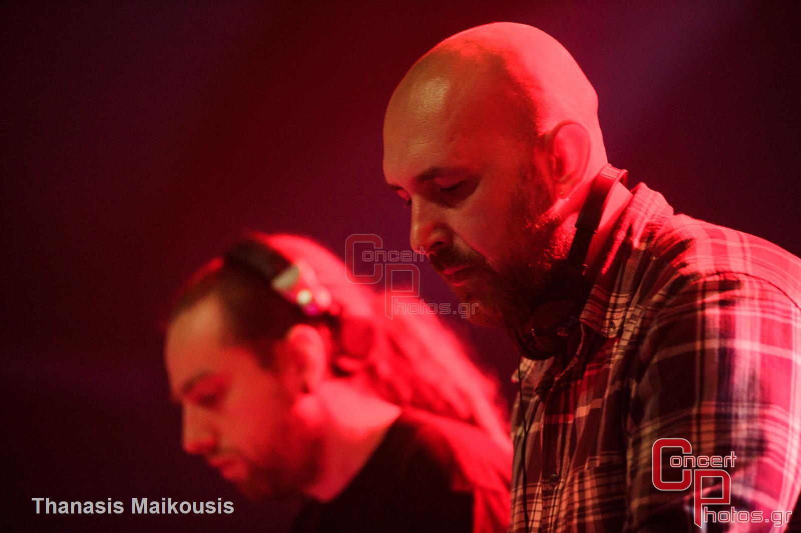 Morcheeba-Morcheeba Gagarin photographer: Thanasis Maikousis - ConcertPhotos-1324