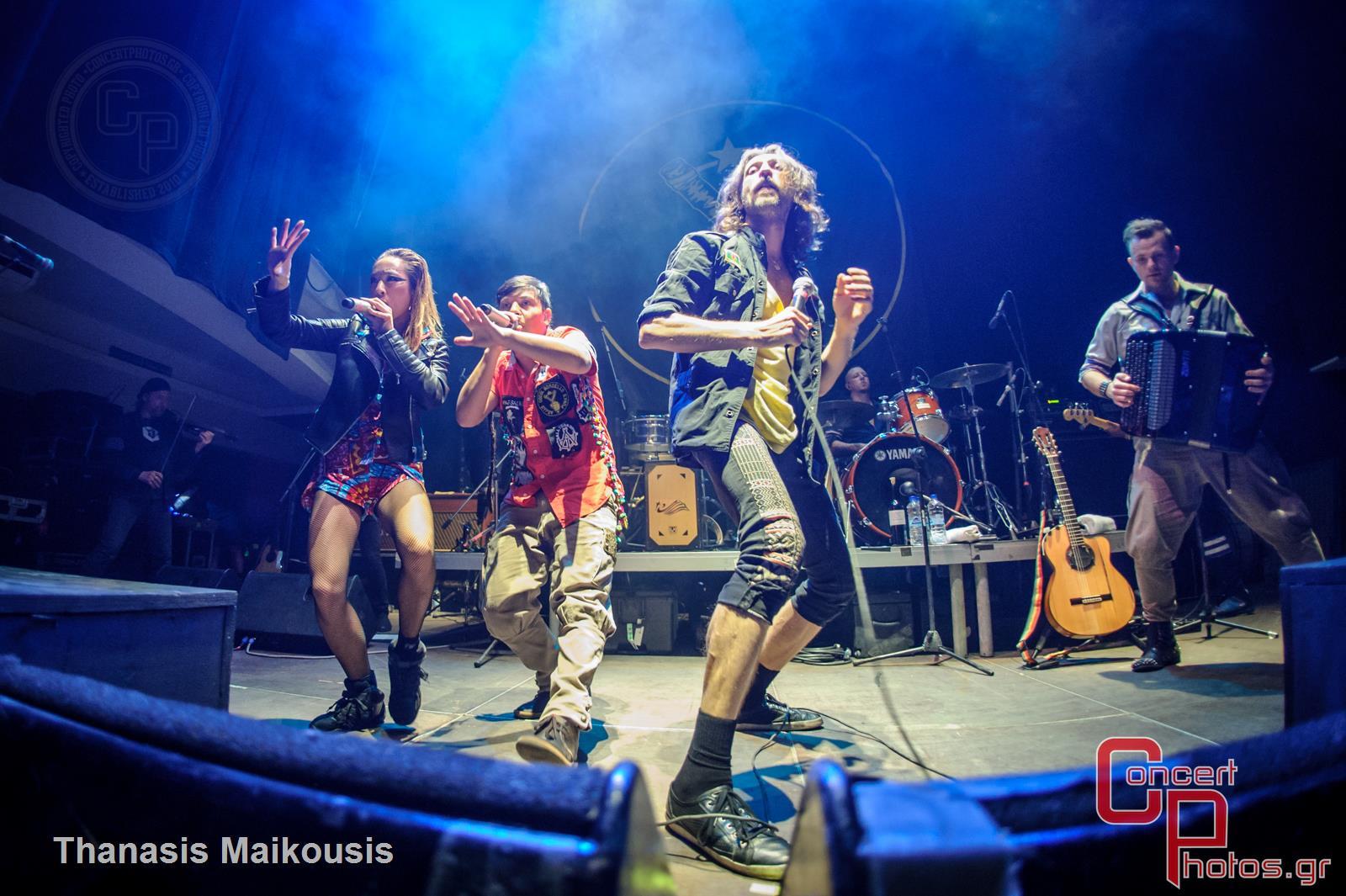 Gogol Bordelo-Gogol Bordelo photographer: Thanasis Maikousis - concertphotos_-8431