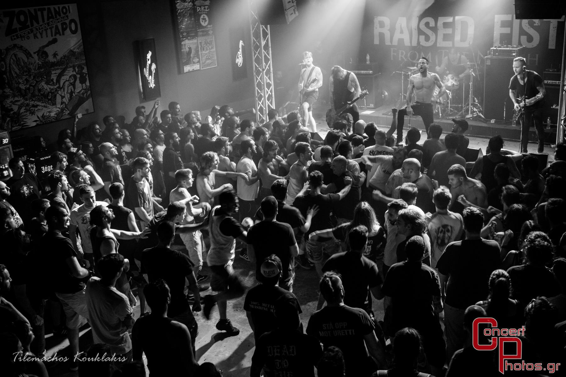 Raised Fist - Endsight - The Locals-Raised Fist photographer:  - 01_Raised Fist_20