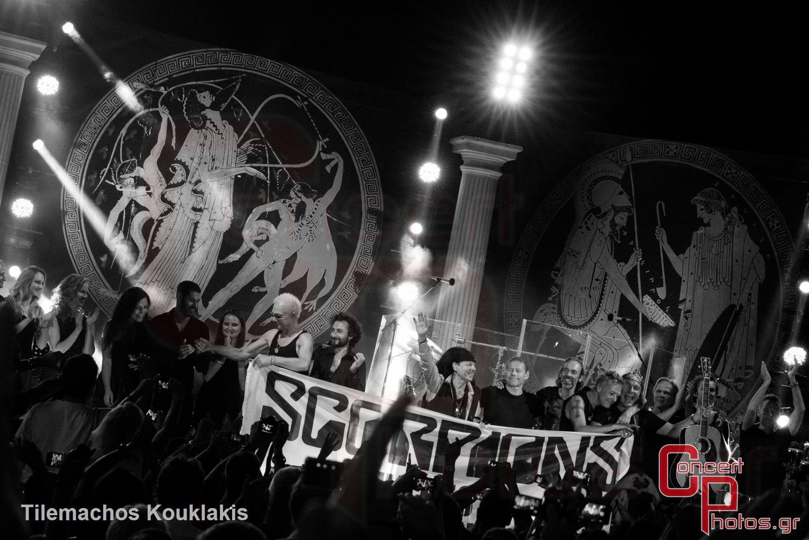 Scorpions-Scorpions photographer: Tilemachos Kouklakis - concertphotos_-7129