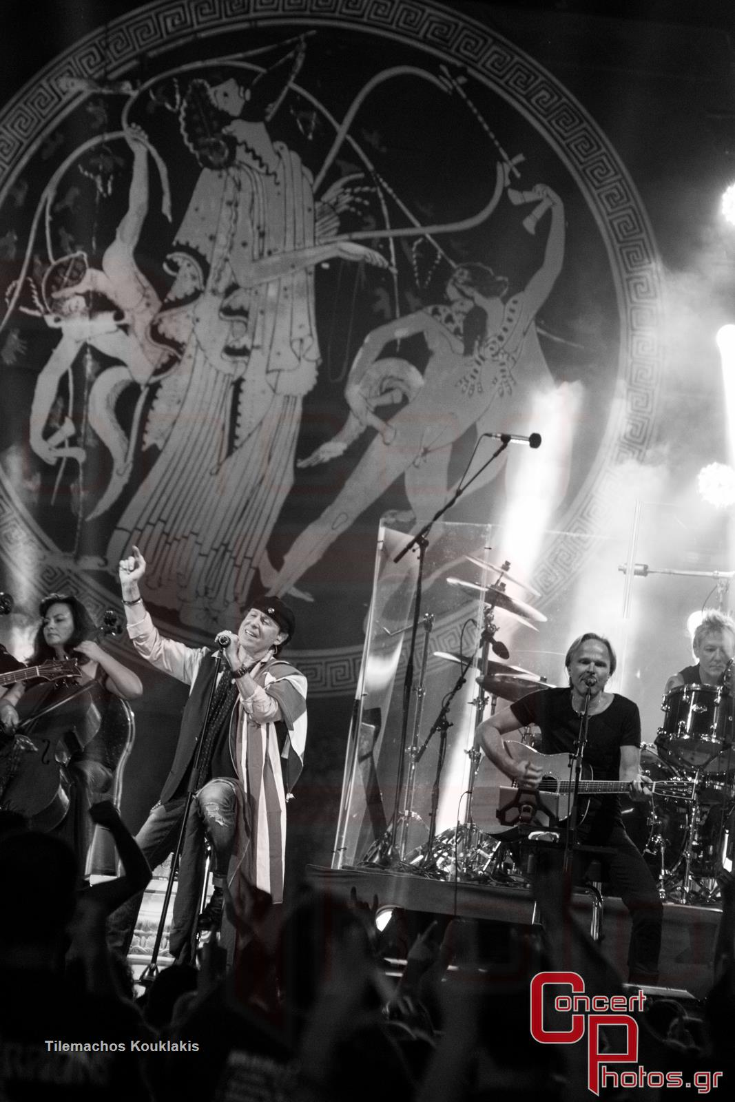 Scorpions-Scorpions photographer: Tilemachos Kouklakis - concertphotos_-7036