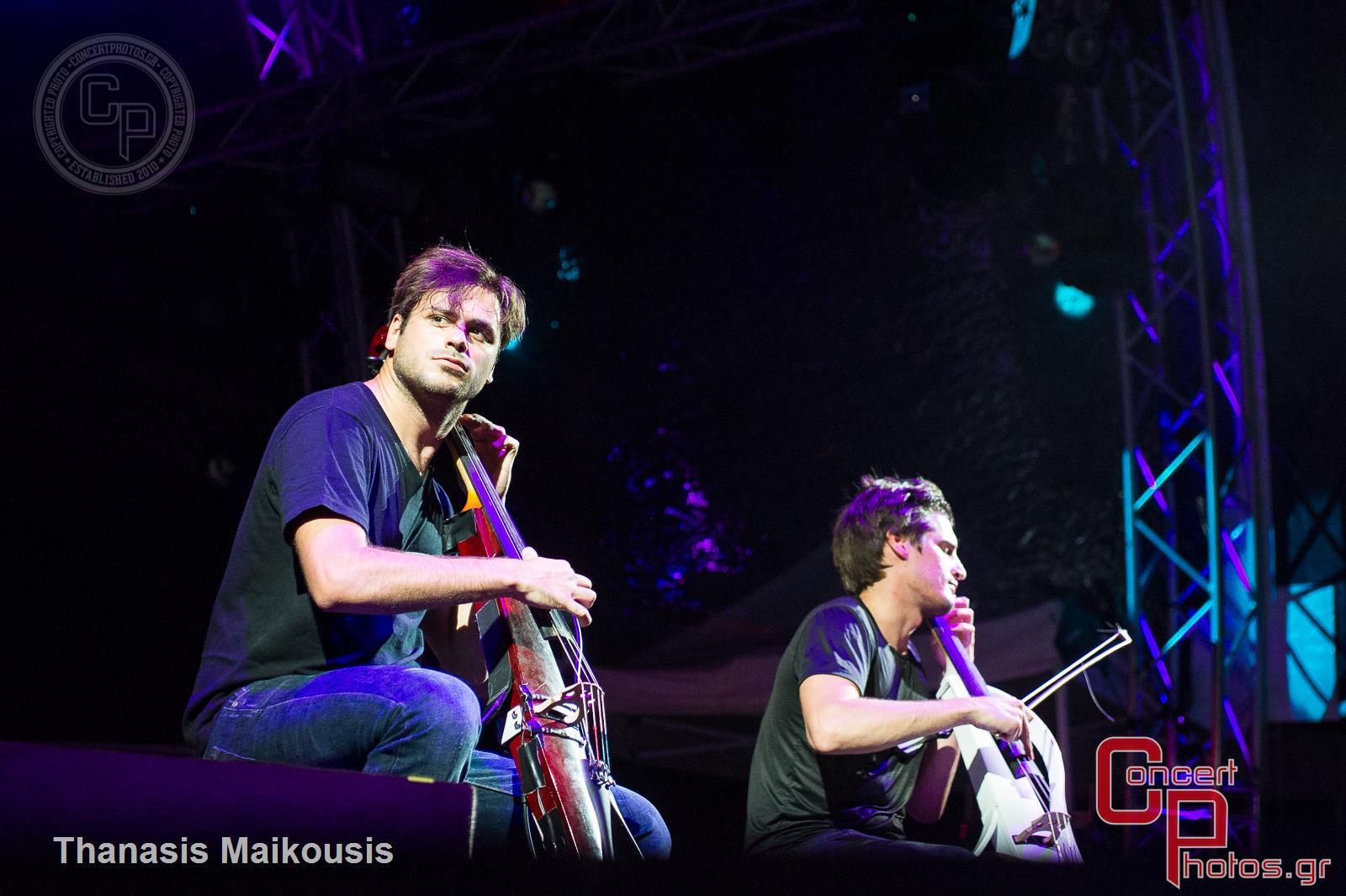 2Cellos-2Cellos Technopolis photographer: Thanasis Maikousis - untitled shoot-6249