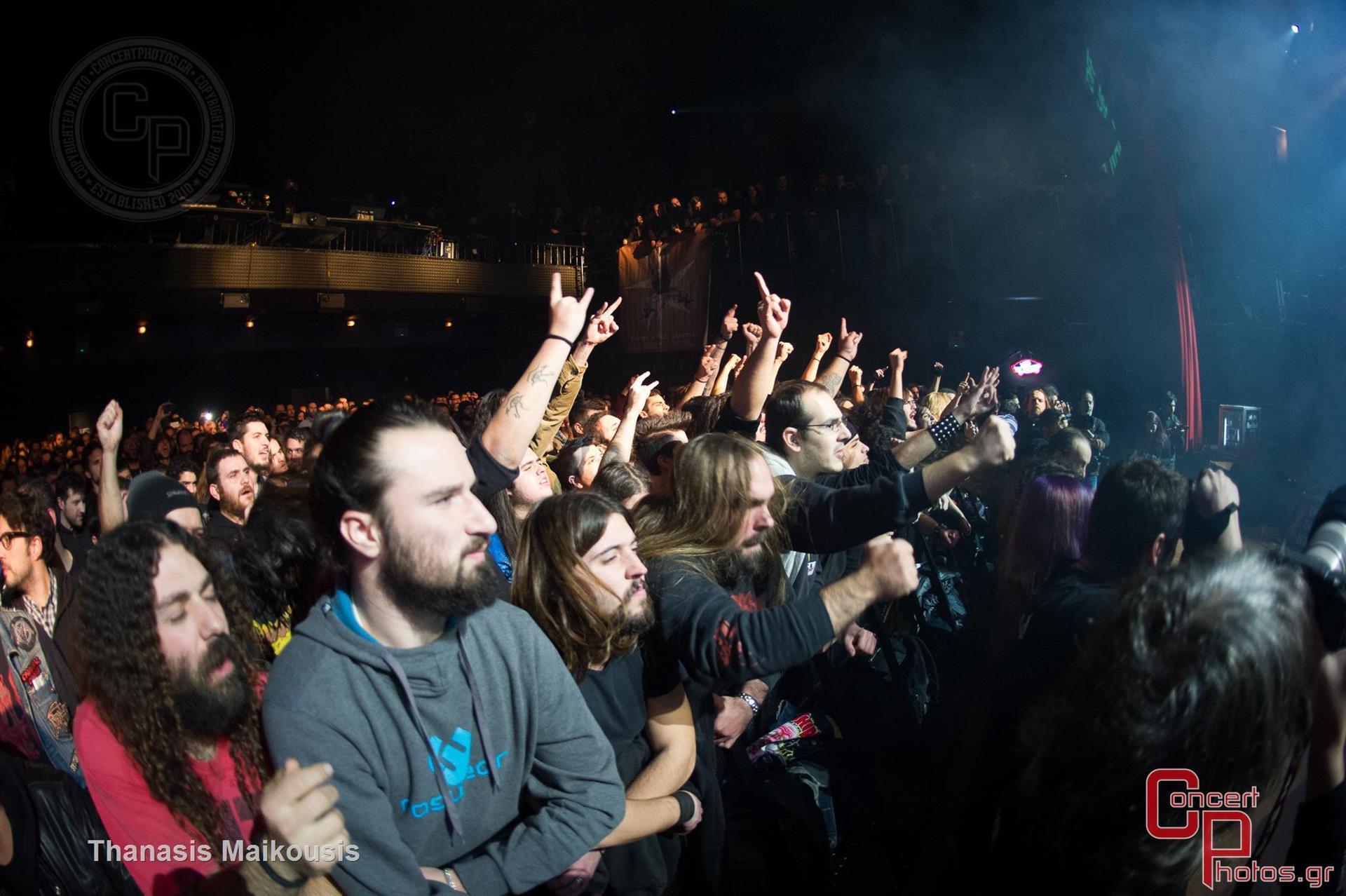 At The Gates-At The Gates Fuzz photographer: Thanasis Maikousis - ConcertPhotos - 20150109_2337_39