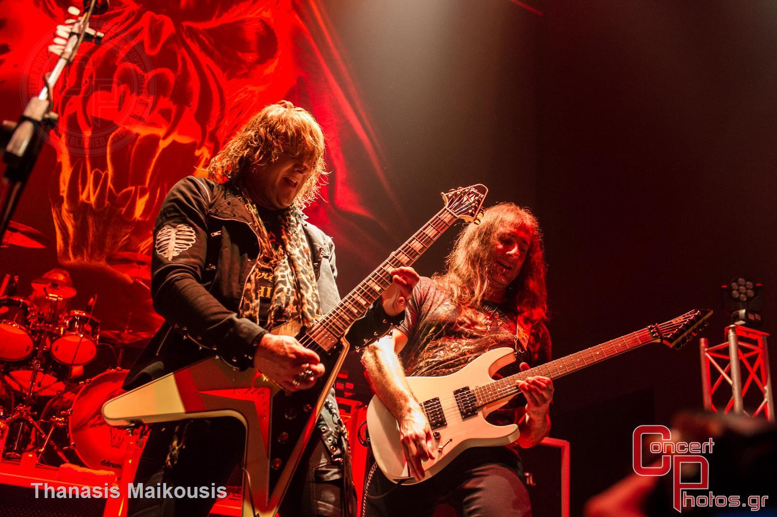 Gamma Ray + Rhapsody Of Fire-Gamma Ray Rhapsody Of Fire photographer: Thanasis Maikousis - _DSC1435