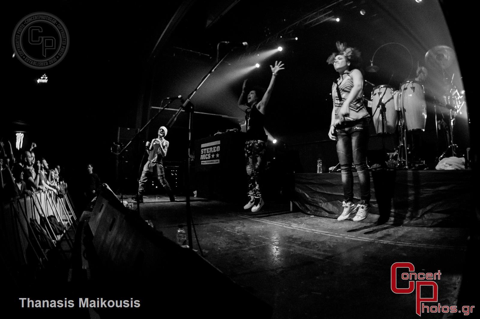 Stereo Mc's-Stereo Mcs photographer: Thanasis Maikousis - ConcertPhotos - 20141130_0023_46