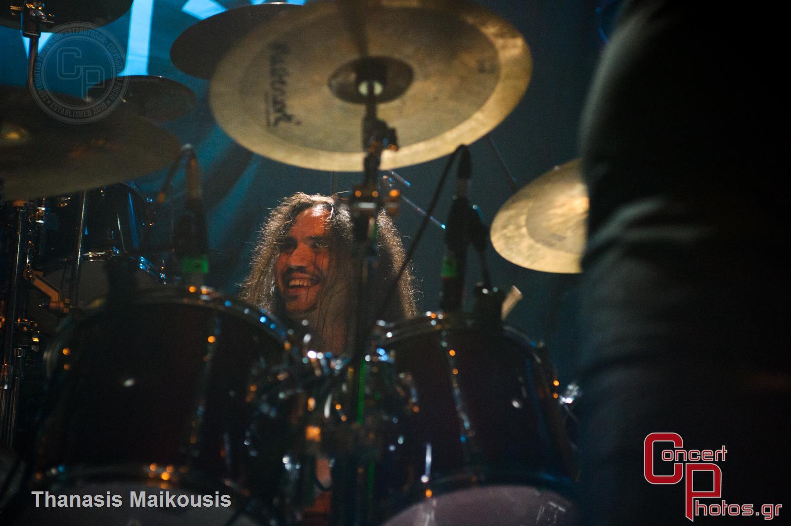 Saxon & Innerwish -Saxon Innerwish Gagarin photographer: Thanasis Maikousis - concertphotos_20141025_21_13_45