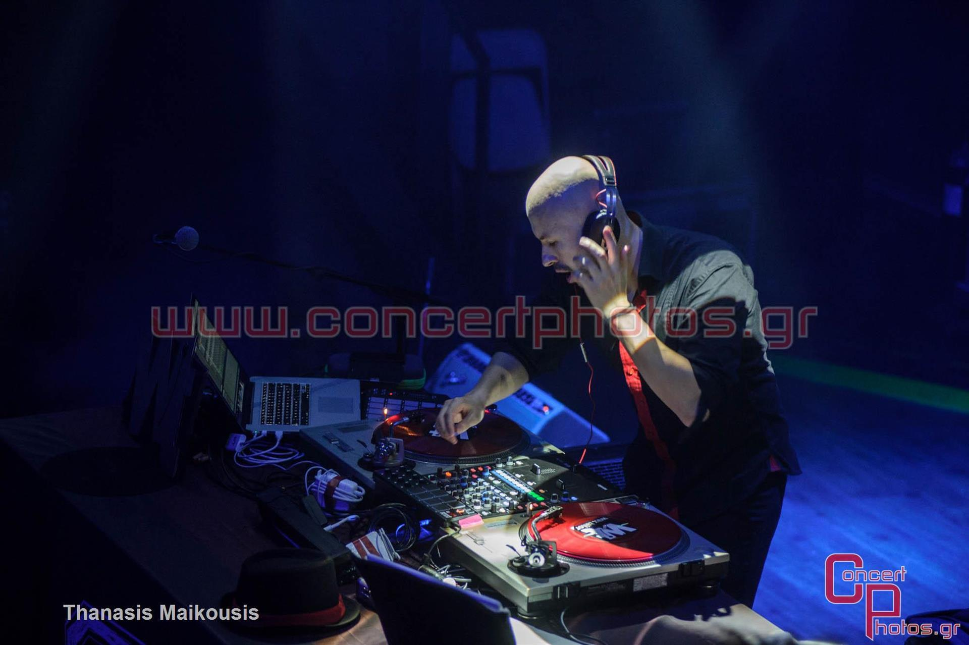 Wax Tailor - photographer: Thanasis Maikousis - ConcertPhotos-8102