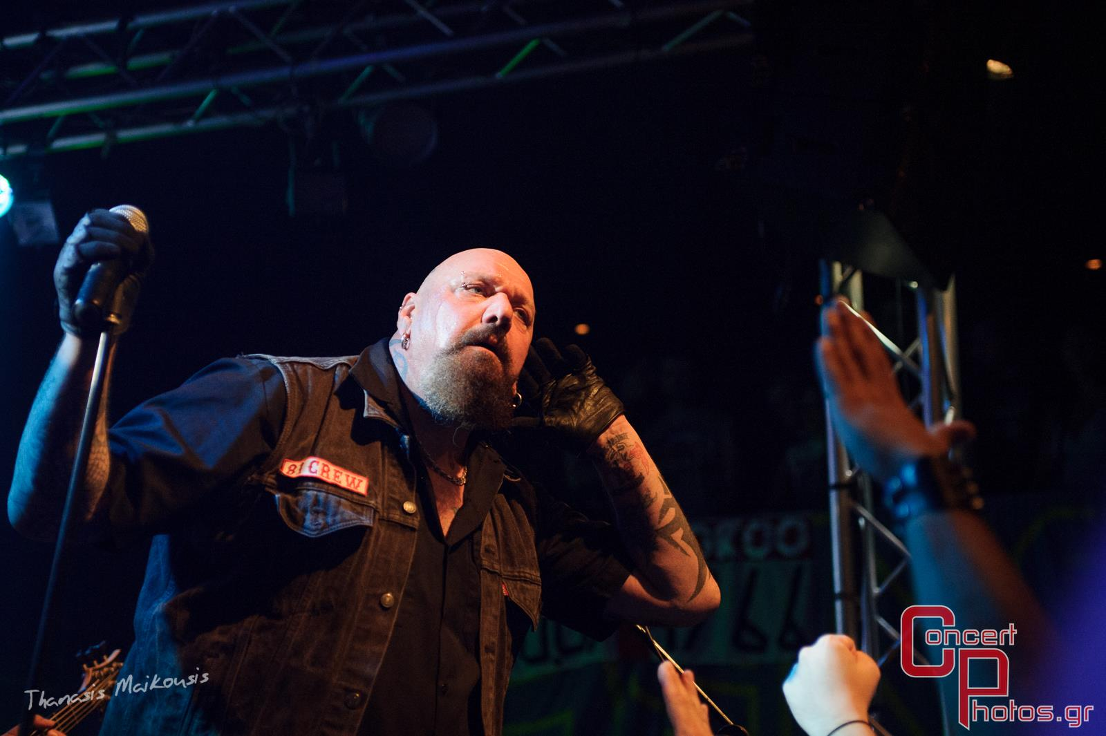 Paul Di Anno -Paul Di Anno  photographer:  - Thanasis_Maikousis (59 of 124)