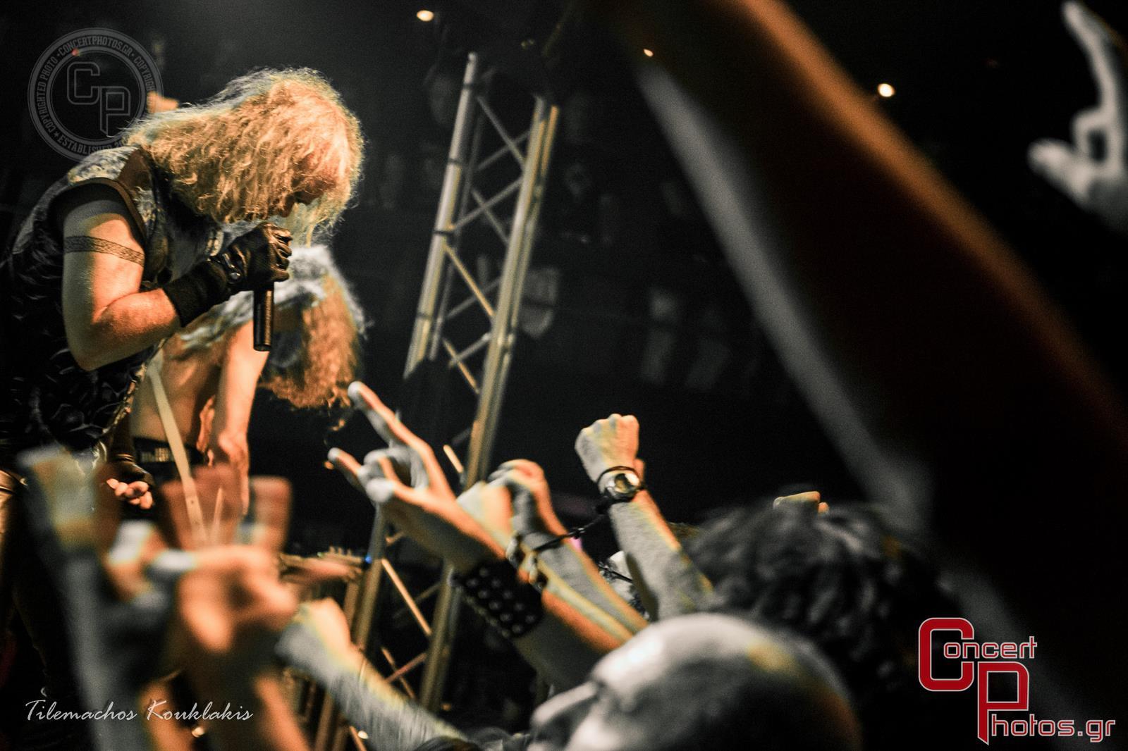 Grave Digger & Silent Rage -Grave Digger Silent Rage Kyttaro photographer:  - ConcertPhotos - 20140919_2256_44