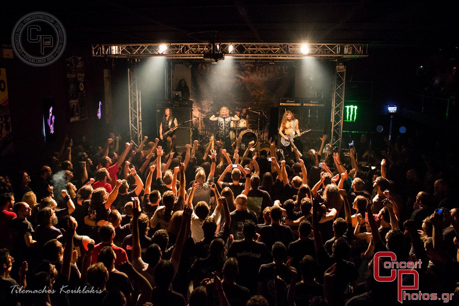 Grave Digger & Silent Rage -Grave Digger Silent Rage Kyttaro photographer:  - ConcertPhotos - 20140919_2326_28