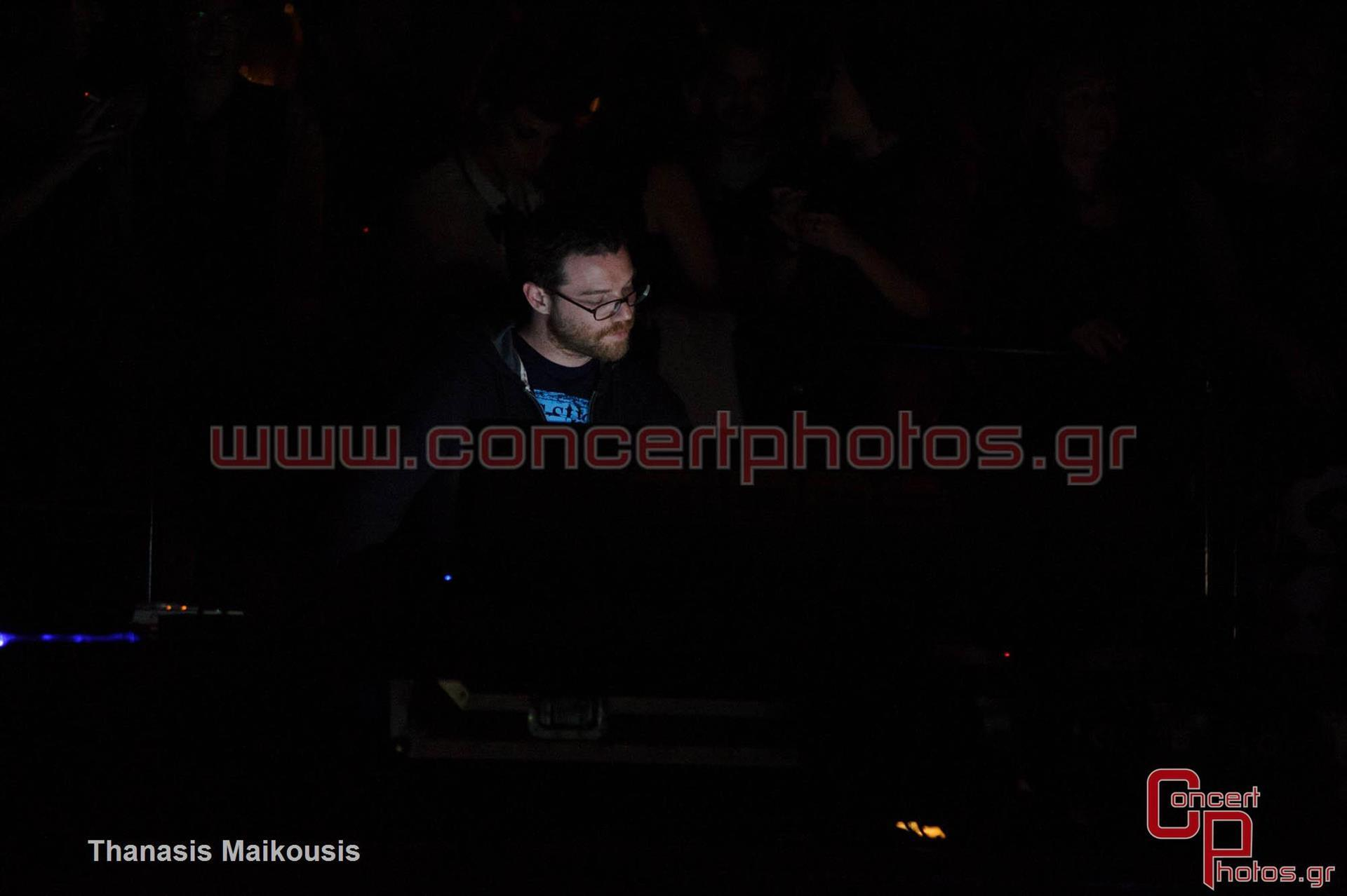 Wax Tailor - photographer: Thanasis Maikousis - ConcertPhotos-8214