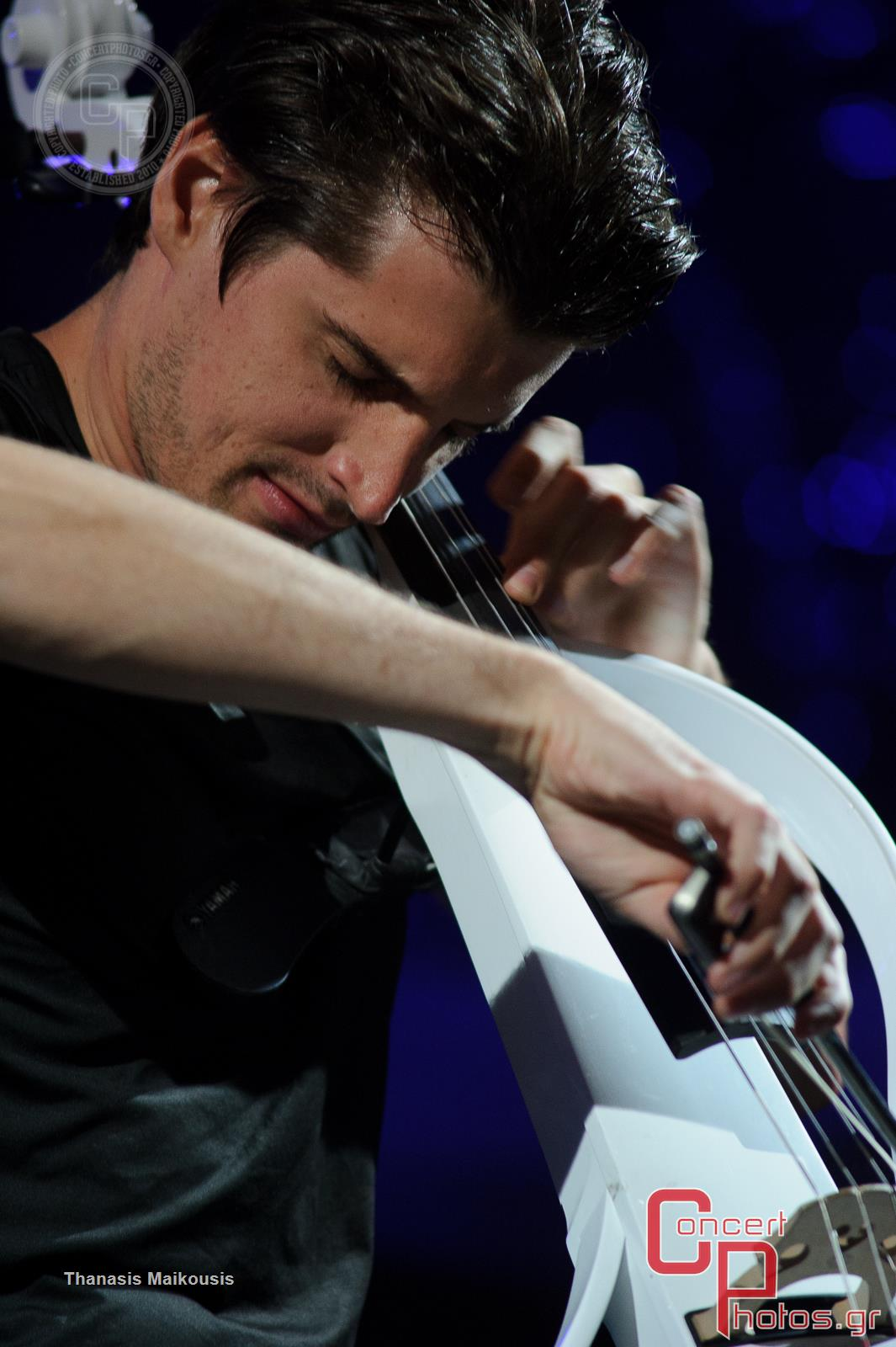 2Cellos-2Cellos Technopolis photographer: Thanasis Maikousis - untitled shoot-6095
