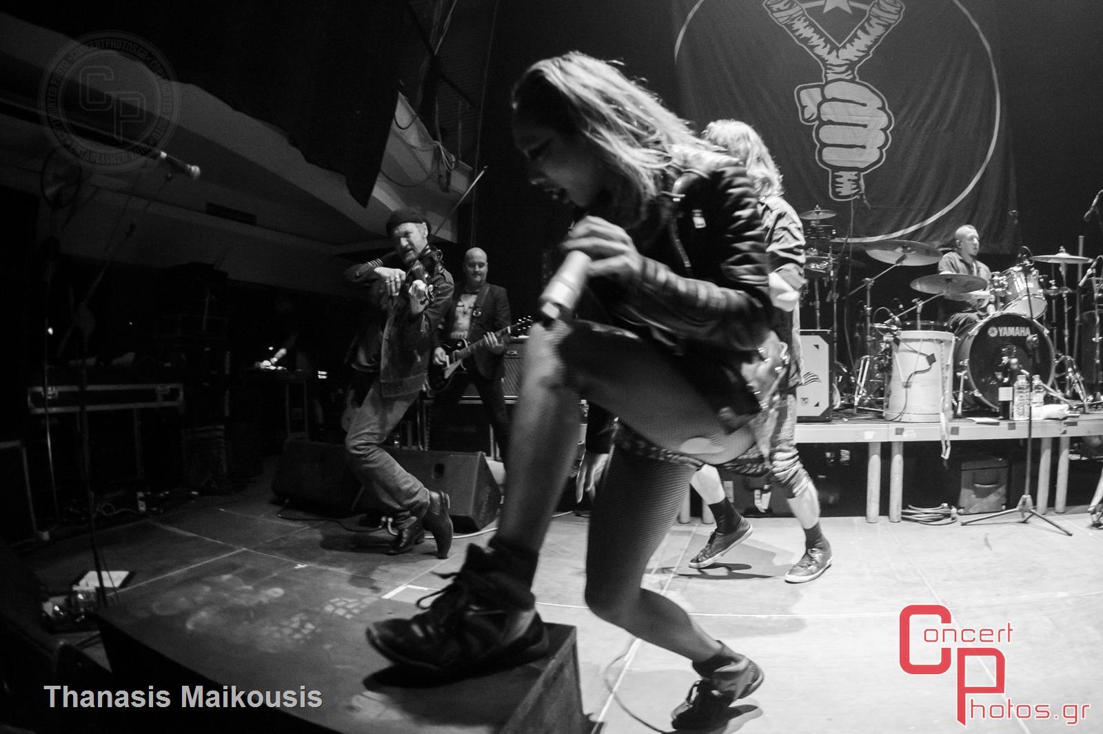 Gogol Bordelo-Gogol Bordelo photographer: Thanasis Maikousis - concertphotos_-8401