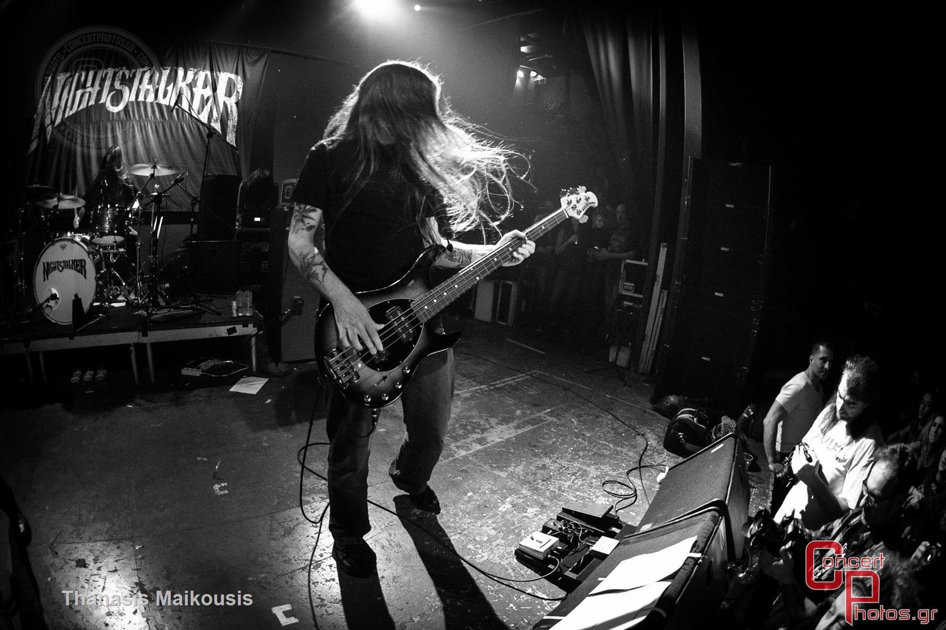 Nightstalker Three Holy Strangers-Nightstalker-Gagarin-April-2015 photographer: Thanasis Maikousis - ConcertPhotos - 20150425_2236_18