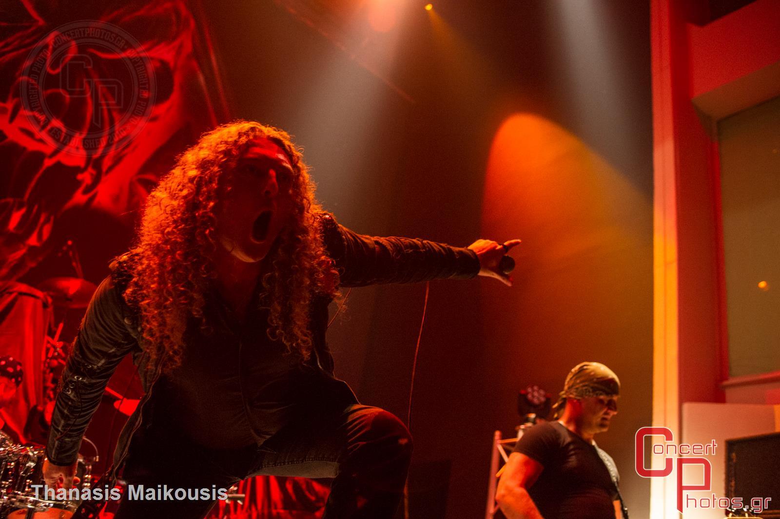 Gamma Ray + Rhapsody Of Fire-Gamma Ray Rhapsody Of Fire photographer: Thanasis Maikousis - _DSC1124