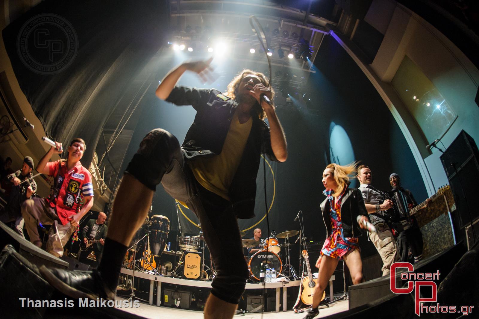 Gogol Bordelo-Gogol Bordelo photographer: Thanasis Maikousis - concertphotos_-8348