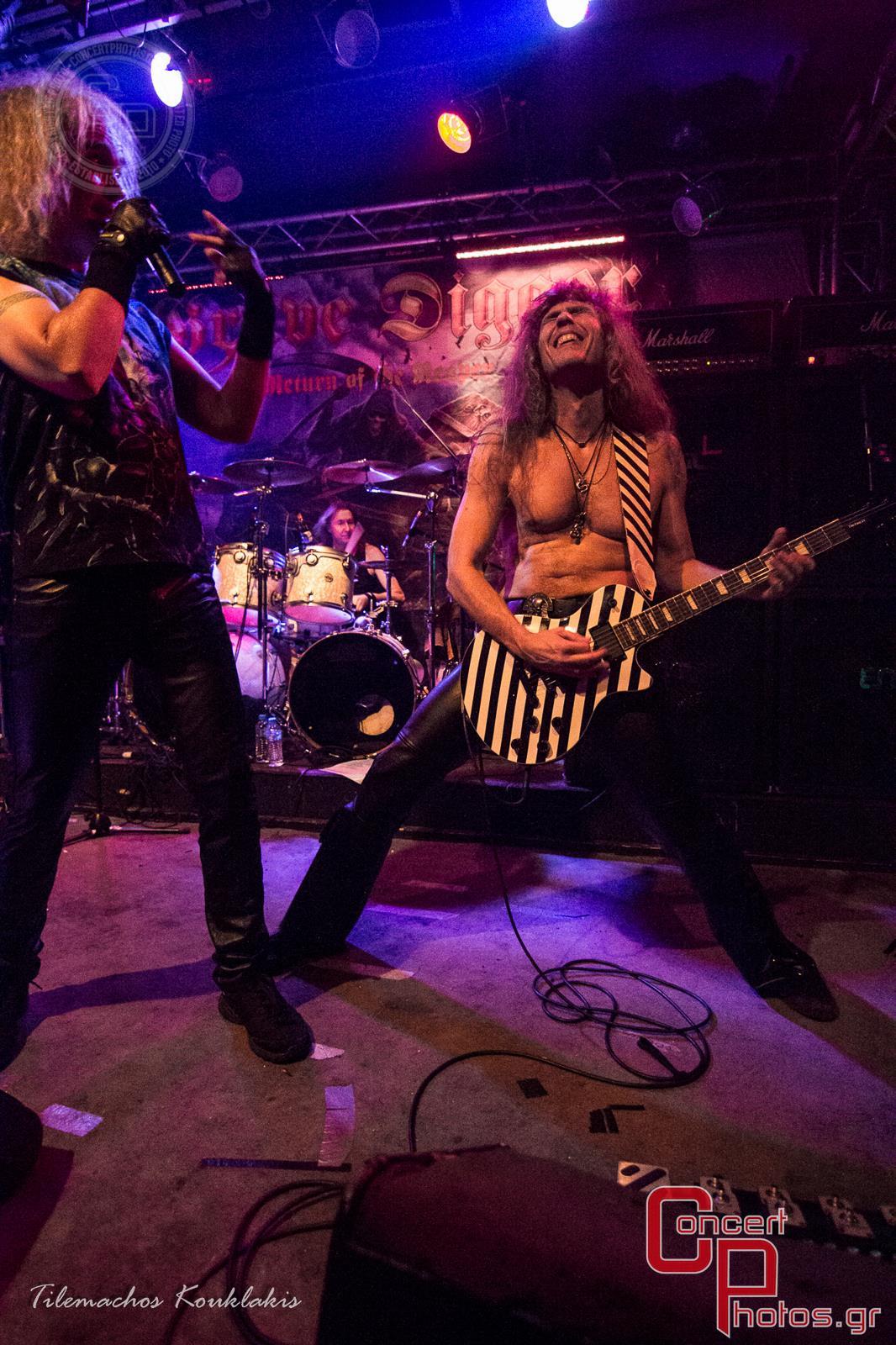 Grave Digger & Silent Rage -Grave Digger Silent Rage Kyttaro photographer:  - ConcertPhotos - 20140919_2140_48