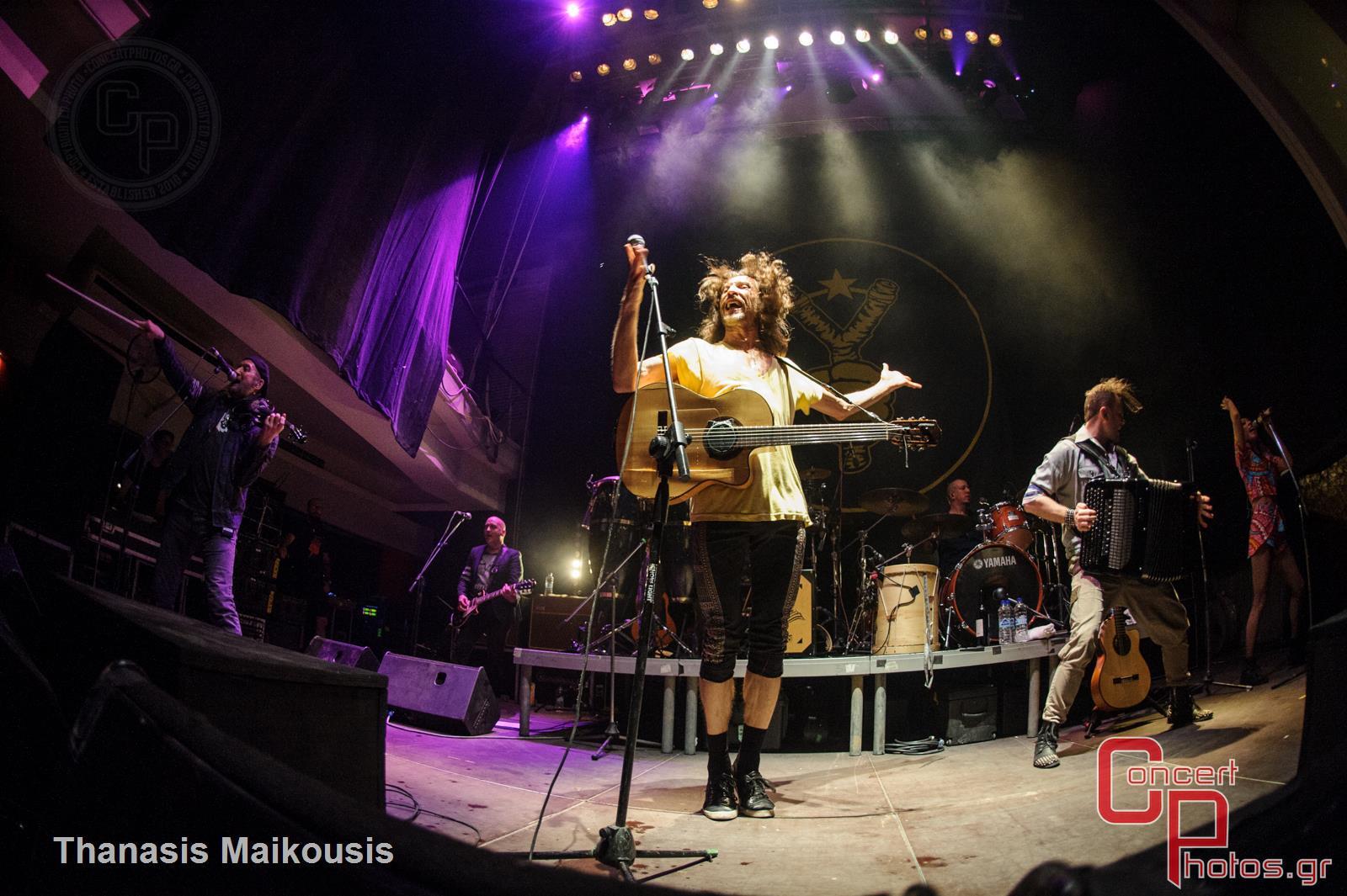 Gogol Bordelo-Gogol Bordelo photographer: Thanasis Maikousis - concertphotos_-8608