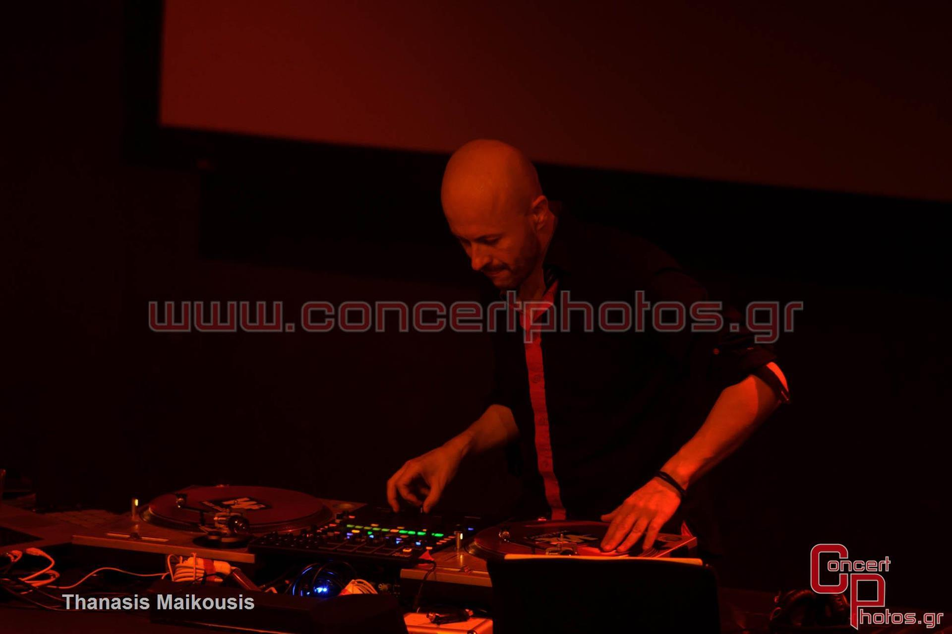 Wax Tailor - photographer: Thanasis Maikousis - ConcertPhotos-7952