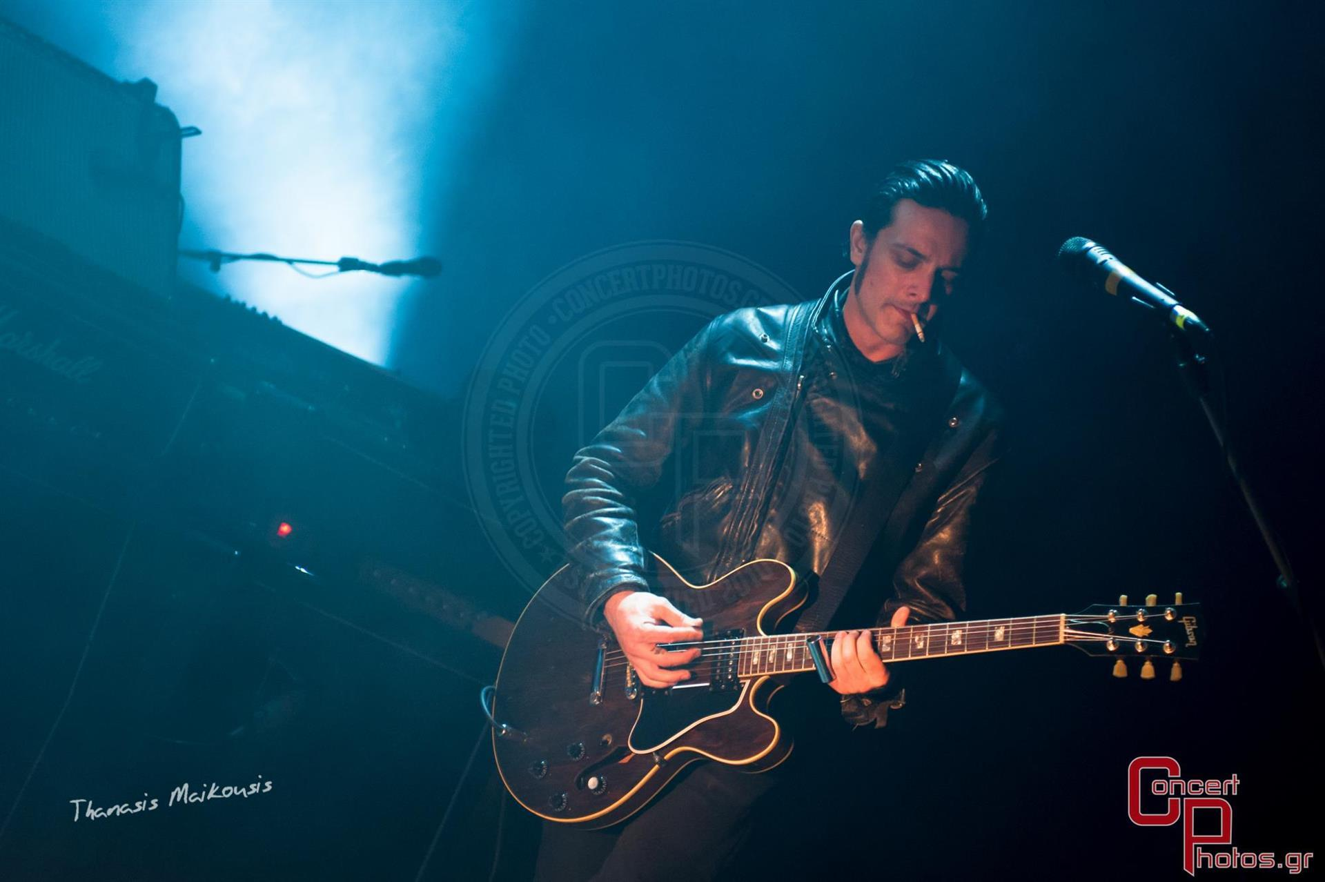 Black Rebel Motorcycle Club-Black Rebel Motorcyclw Club Acro photographer:  - _DSC8021