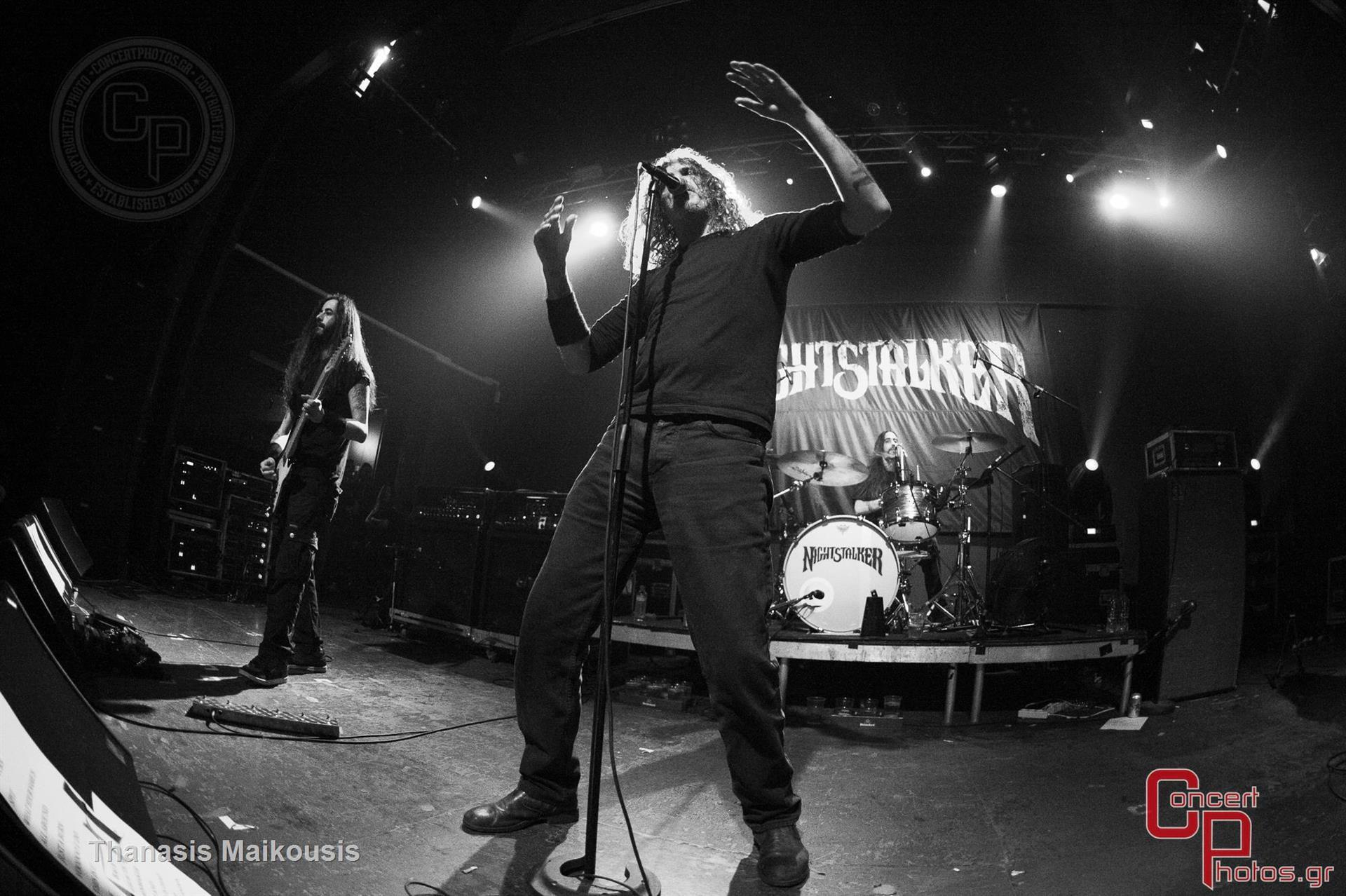 Nightstalker Three Holy Strangers-Nightstalker-Gagarin-April-2015 photographer: Thanasis Maikousis - ConcertPhotos - 20150425_2329_44
