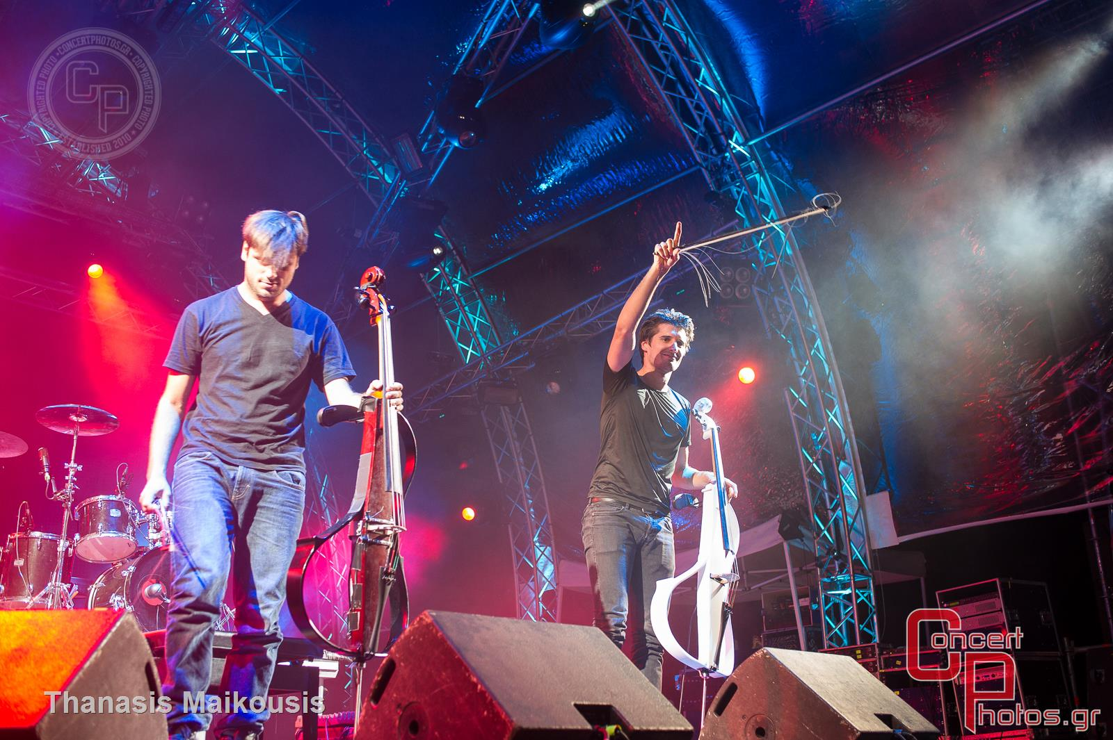 2Cellos-2Cellos Technopolis photographer: Thanasis Maikousis - untitled shoot-6221