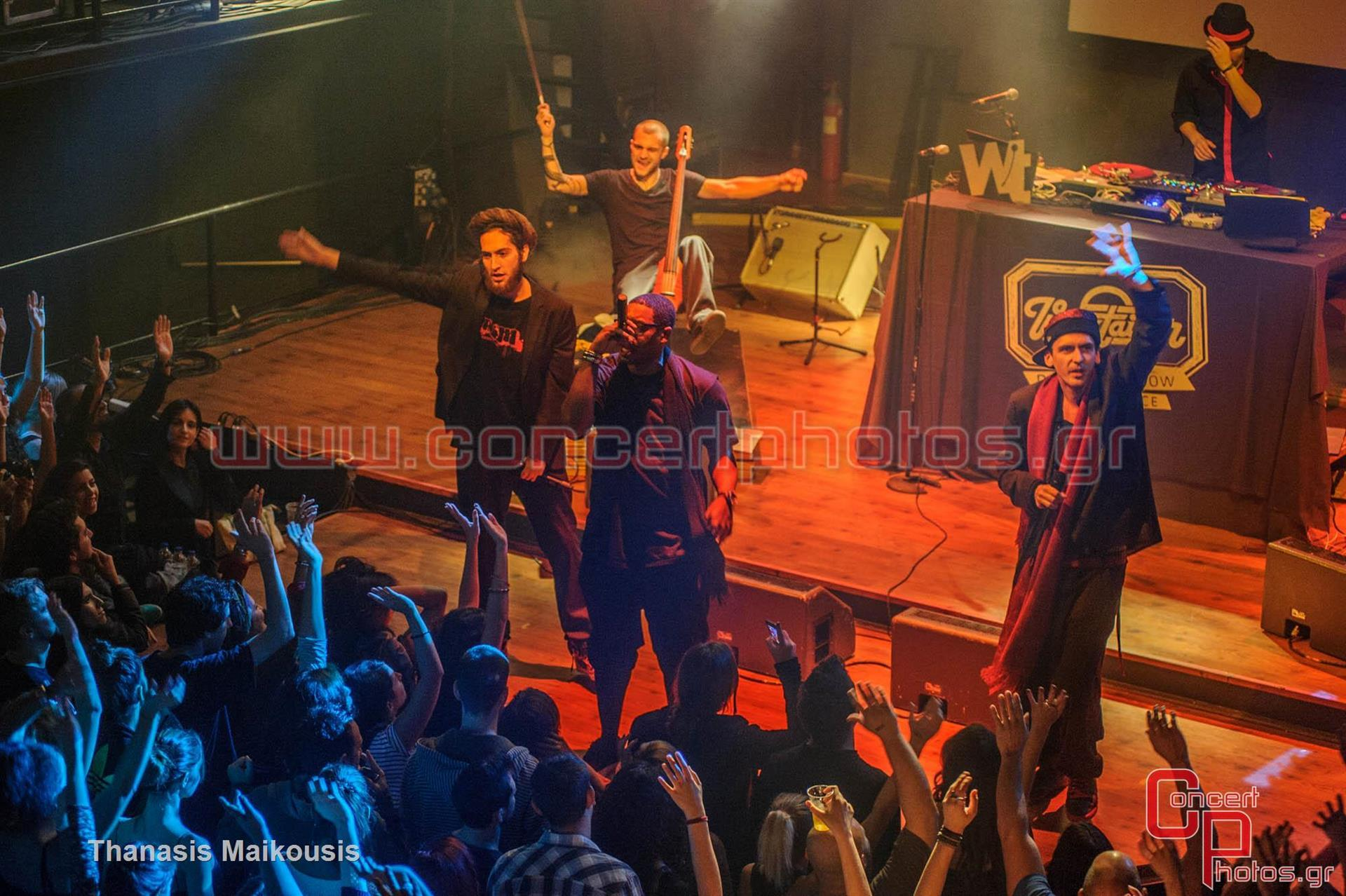 Wax Tailor - photographer: Thanasis Maikousis - ConcertPhotos-8172