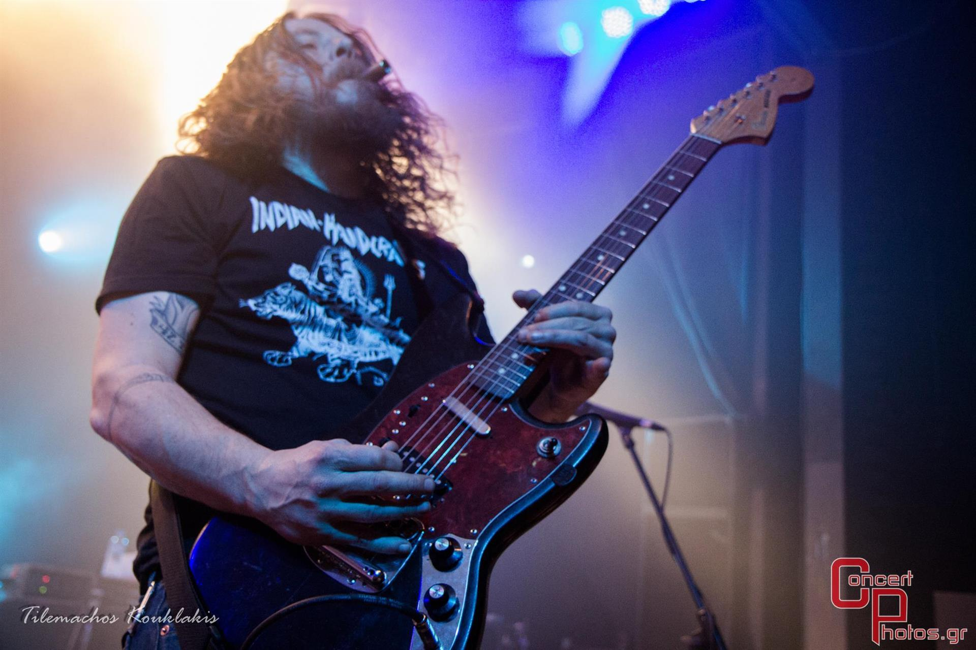 Red Fang +The Shrine + Lord Dying -Red Fang Gagarin 2014 photographer:  - IMG_1163