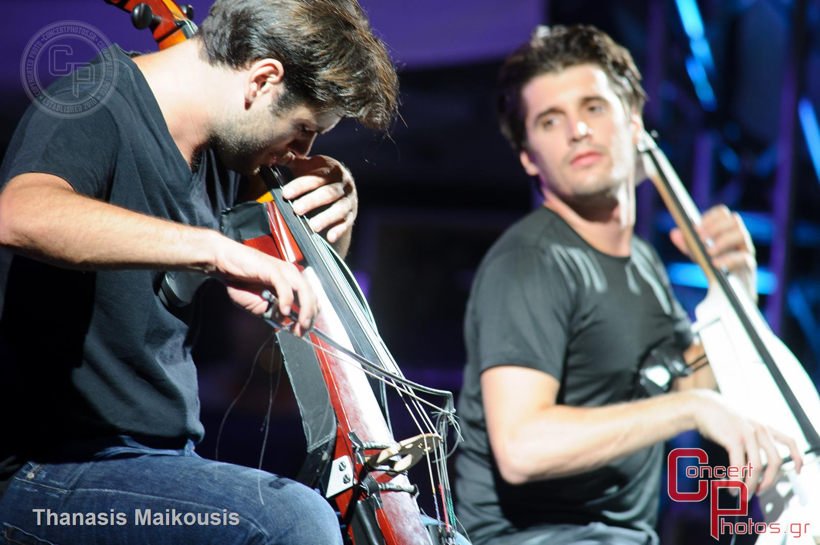 2Cellos-2Cellos Technopolis photographer: Thanasis Maikousis - untitled shoot-6151