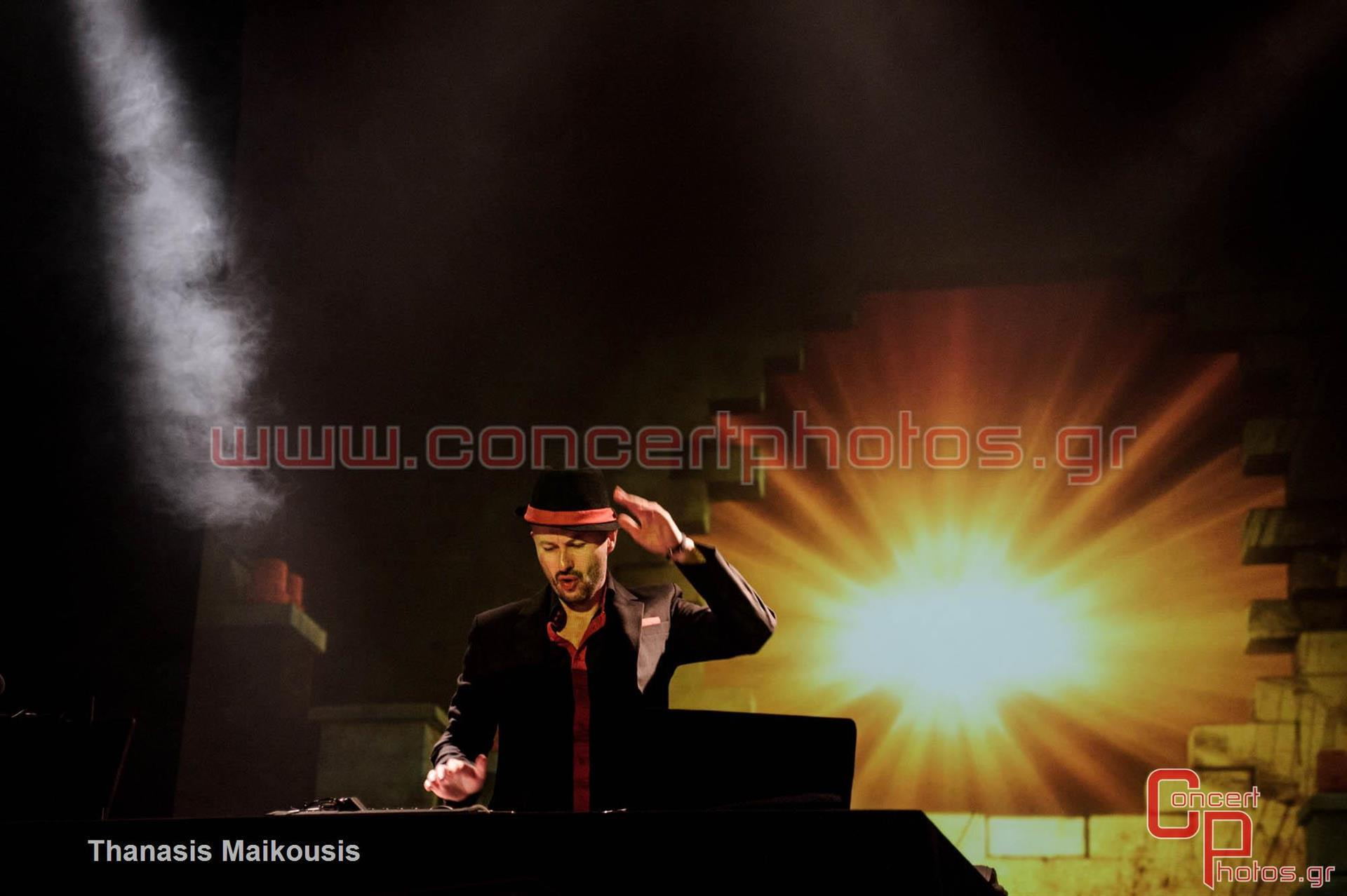 Wax Tailor - photographer: Thanasis Maikousis - ConcertPhotos-7650