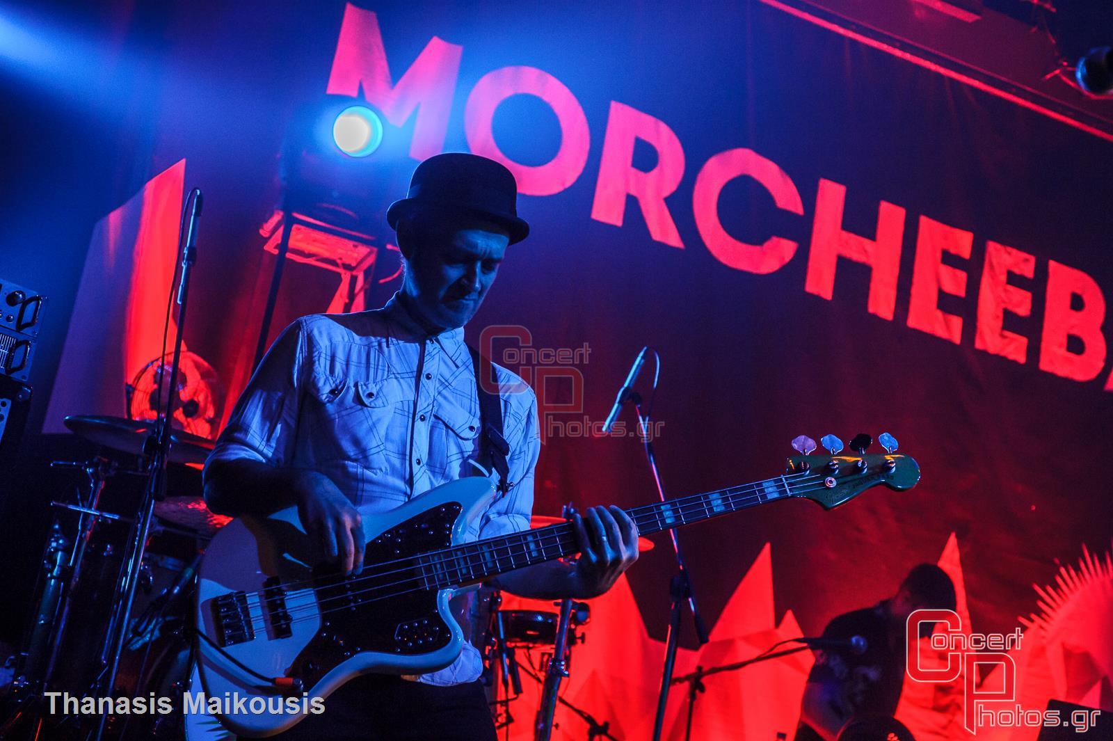 Morcheeba-Morcheeba Gagarin photographer: Thanasis Maikousis - ConcertPhotos-1406
