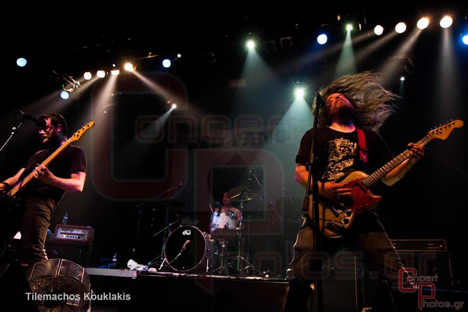 Red Fang & Cancer Bats-