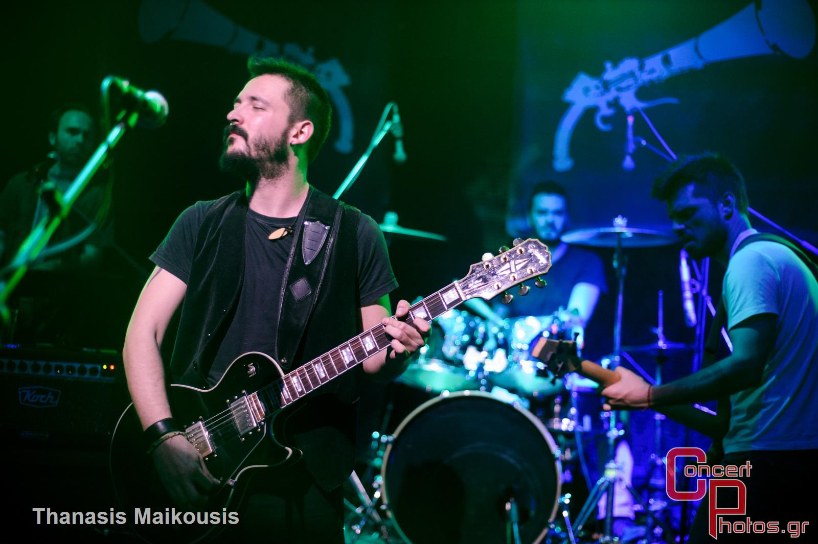 Villagers of Ioannina City (V.I.C.) & Blame The Trees-VIC - Blame The Trees photographer: Thanasis Maikousis - concertphotos_-6684