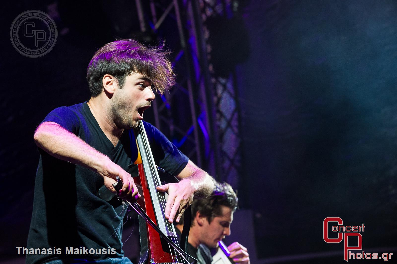 2Cellos-2Cellos Technopolis photographer: Thanasis Maikousis - untitled shoot-6287