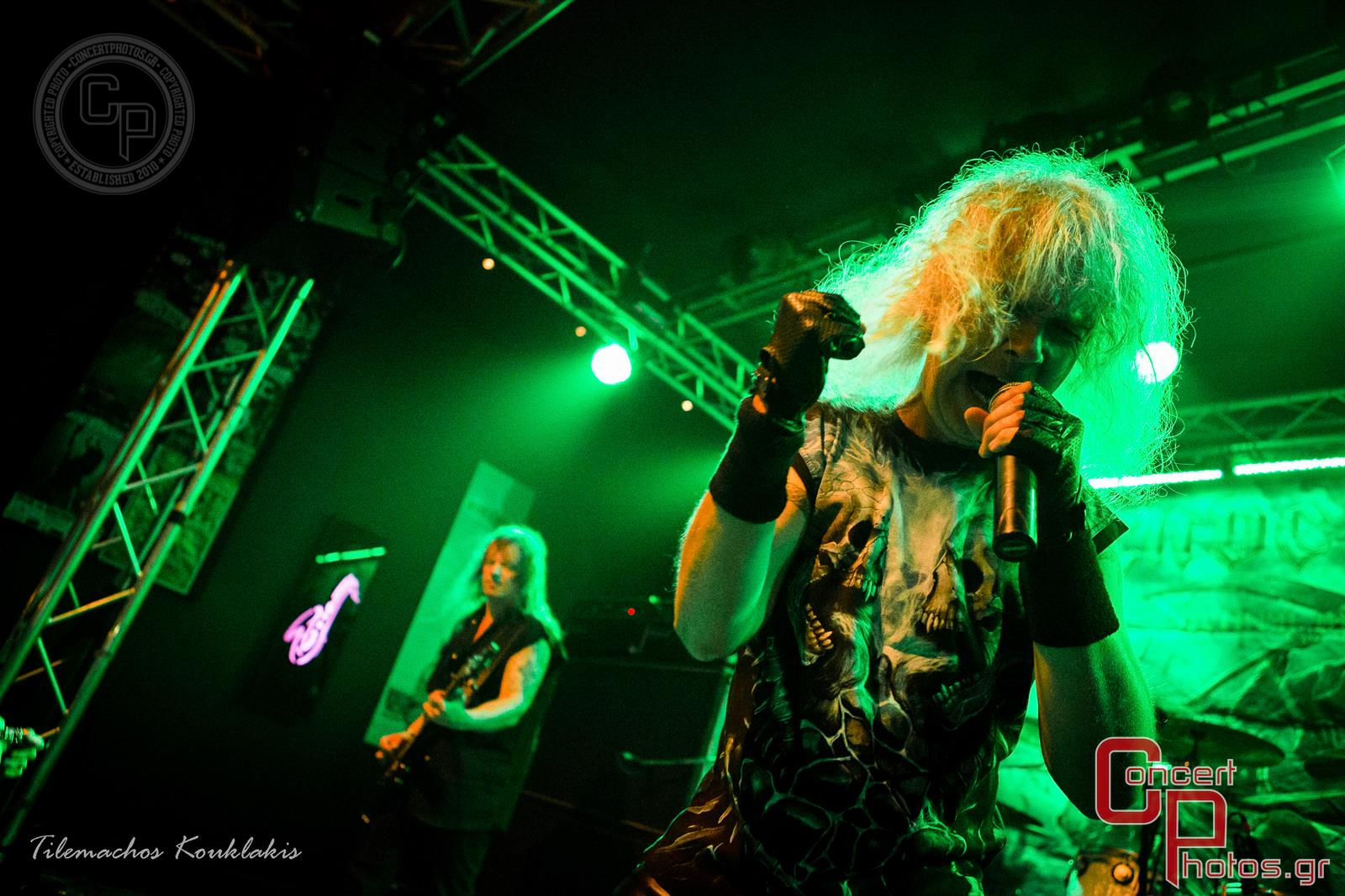 Grave Digger & Silent Rage -Grave Digger Silent Rage Kyttaro photographer:  - ConcertPhotos - 20140919_2214_57