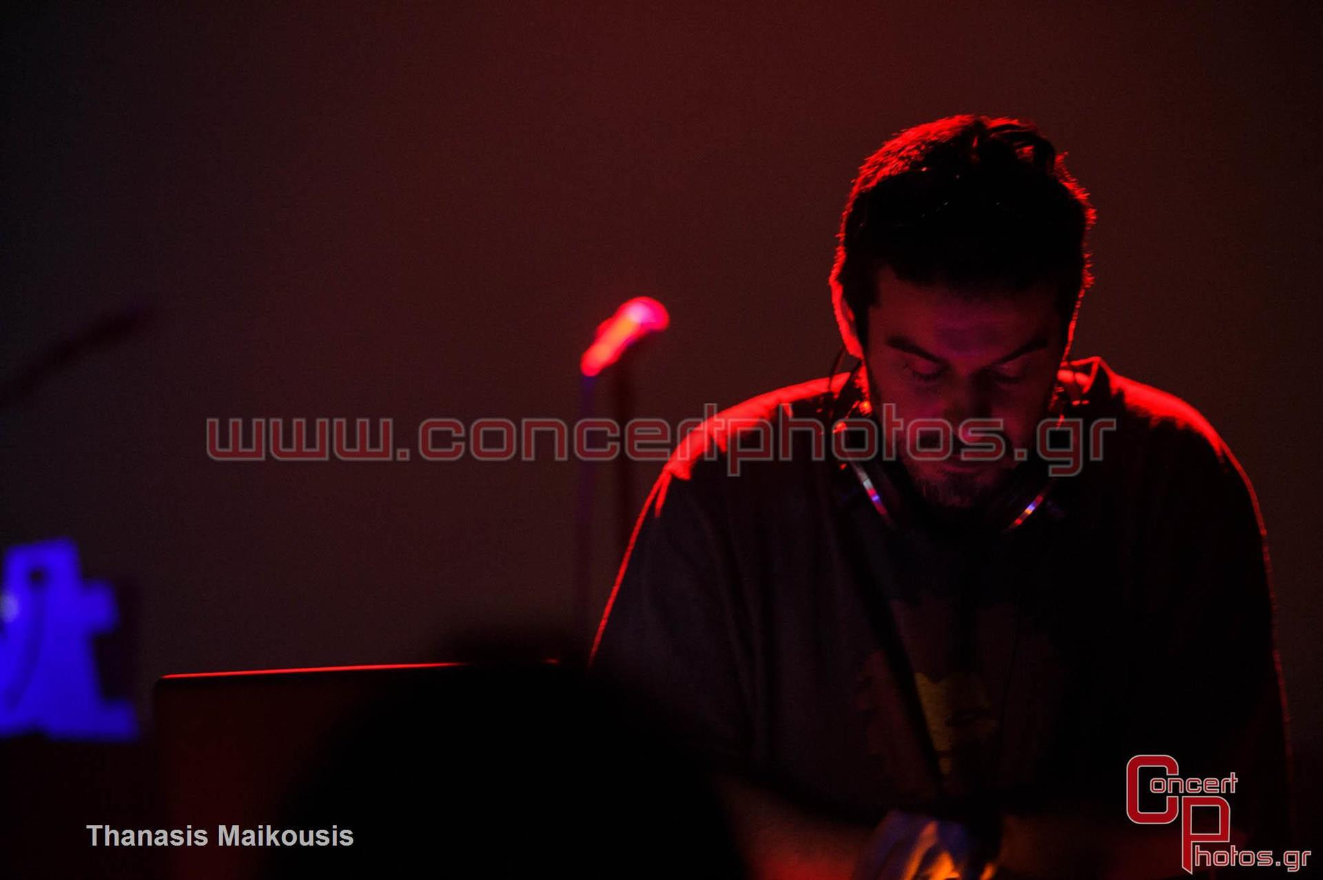 Wax Tailor - photographer: Thanasis Maikousis - ConcertPhotos-7537