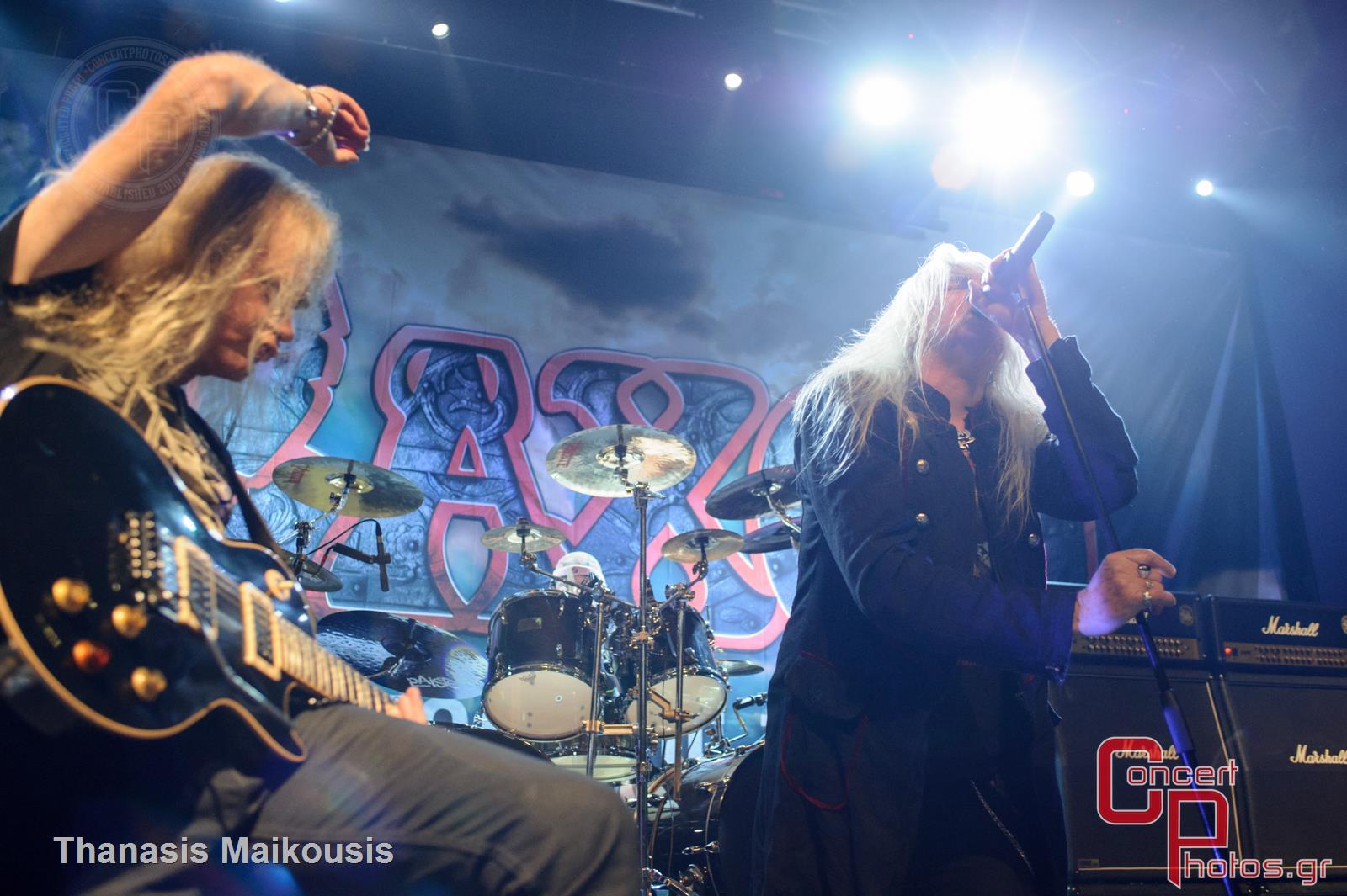 Saxon & Innerwish -Saxon Innerwish Gagarin photographer: Thanasis Maikousis - concertphotos_20141025_22_34_20