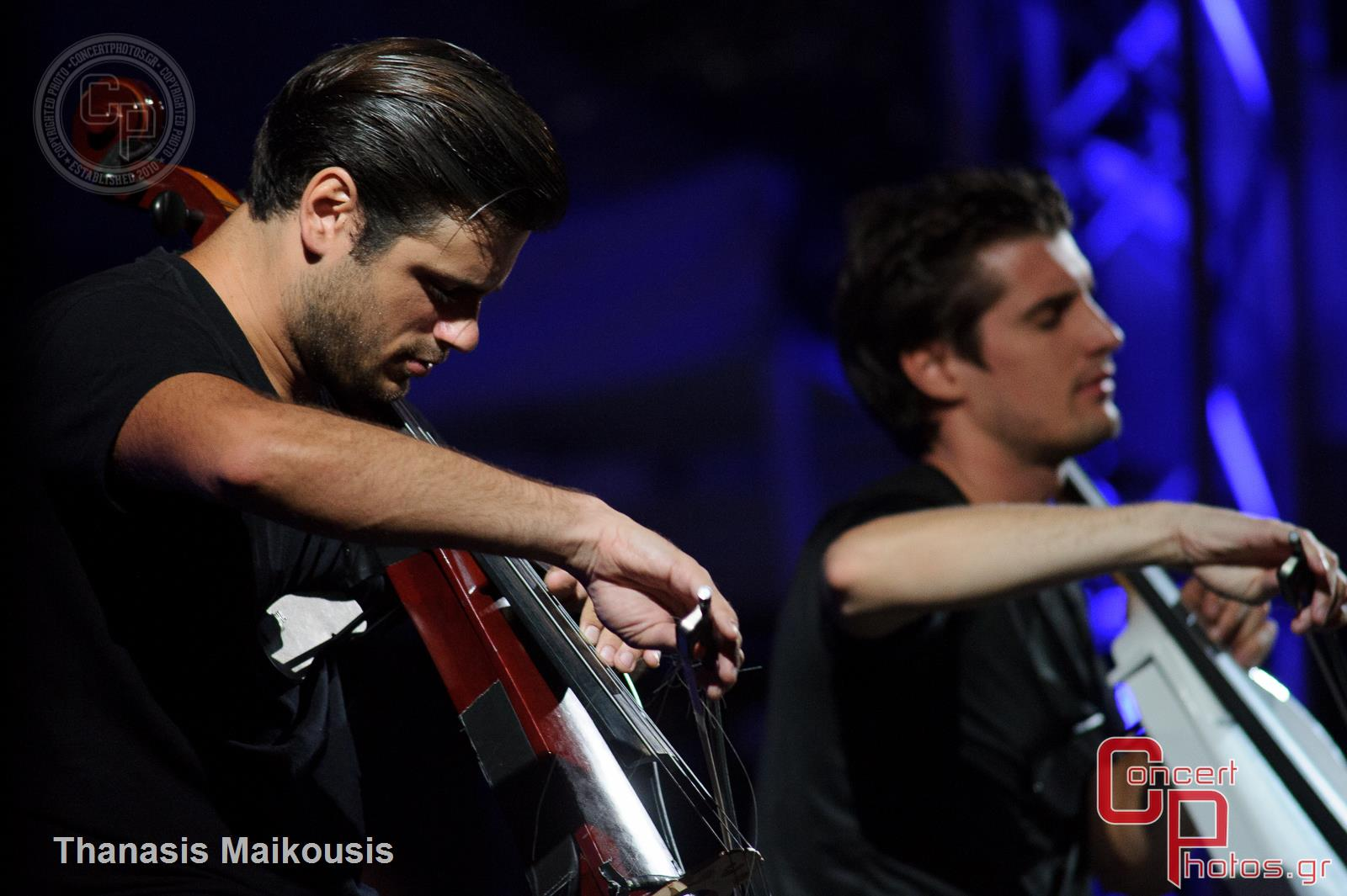 2Cellos-2Cellos Technopolis photographer: Thanasis Maikousis - untitled shoot-6060
