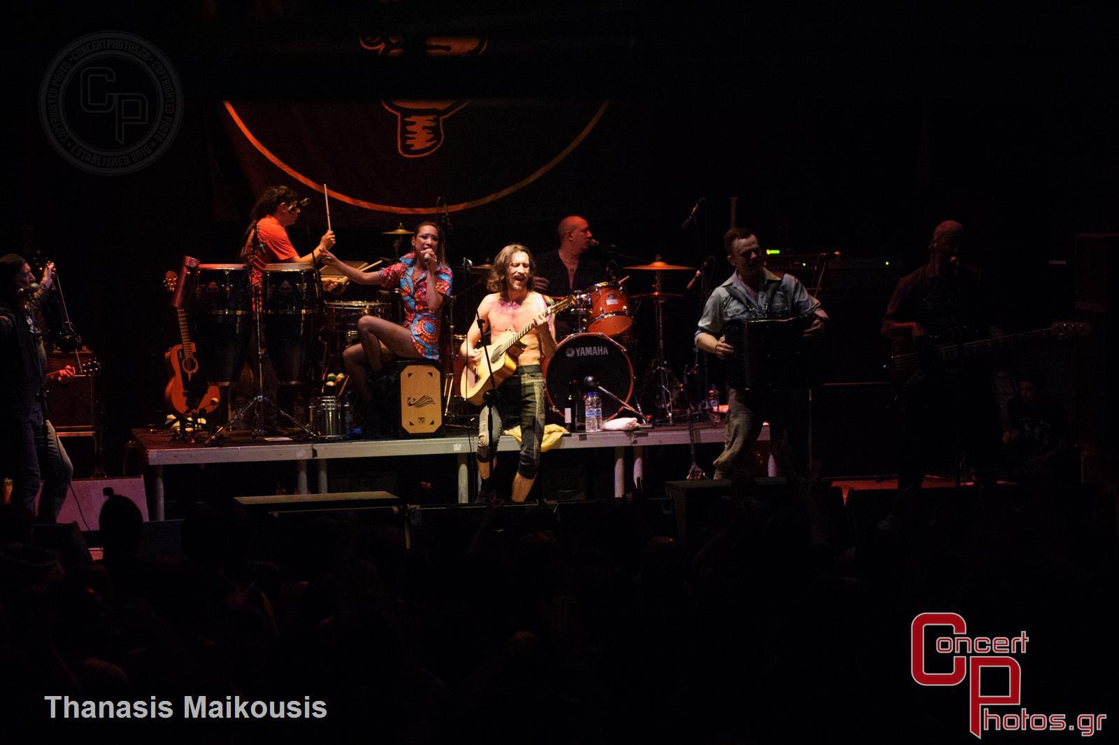 Gogol Bordelo-Gogol Bordelo photographer: Thanasis Maikousis - concertphotos_-8744