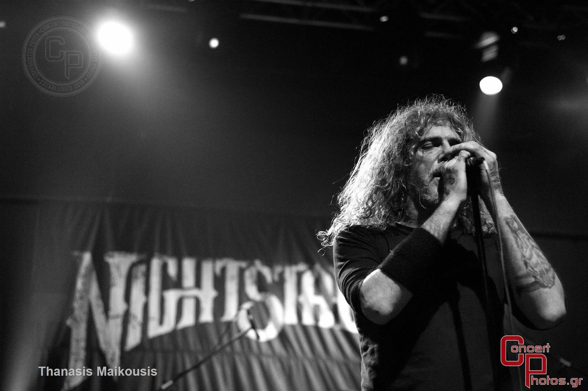 Nightstalker Three Holy Strangers-Nightstalker-Gagarin-April-2015 photographer: Thanasis Maikousis - ConcertPhotos - 20150425_2243_24