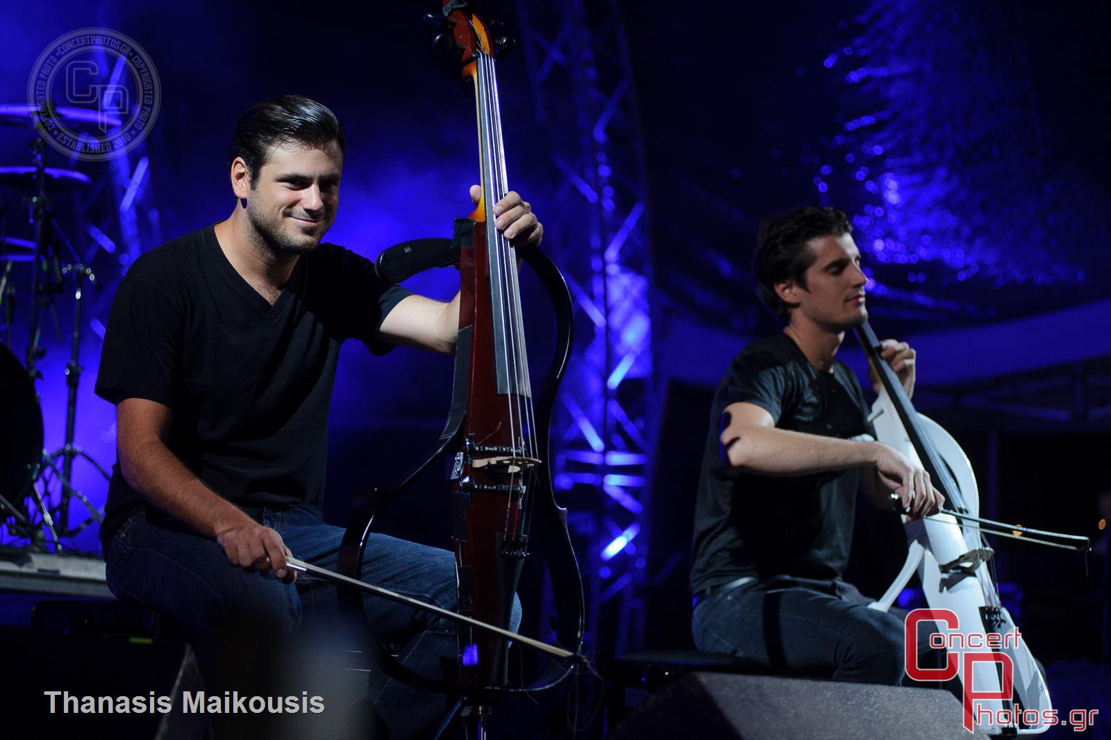 2Cellos-2Cellos Technopolis photographer: Thanasis Maikousis - untitled shoot-6052