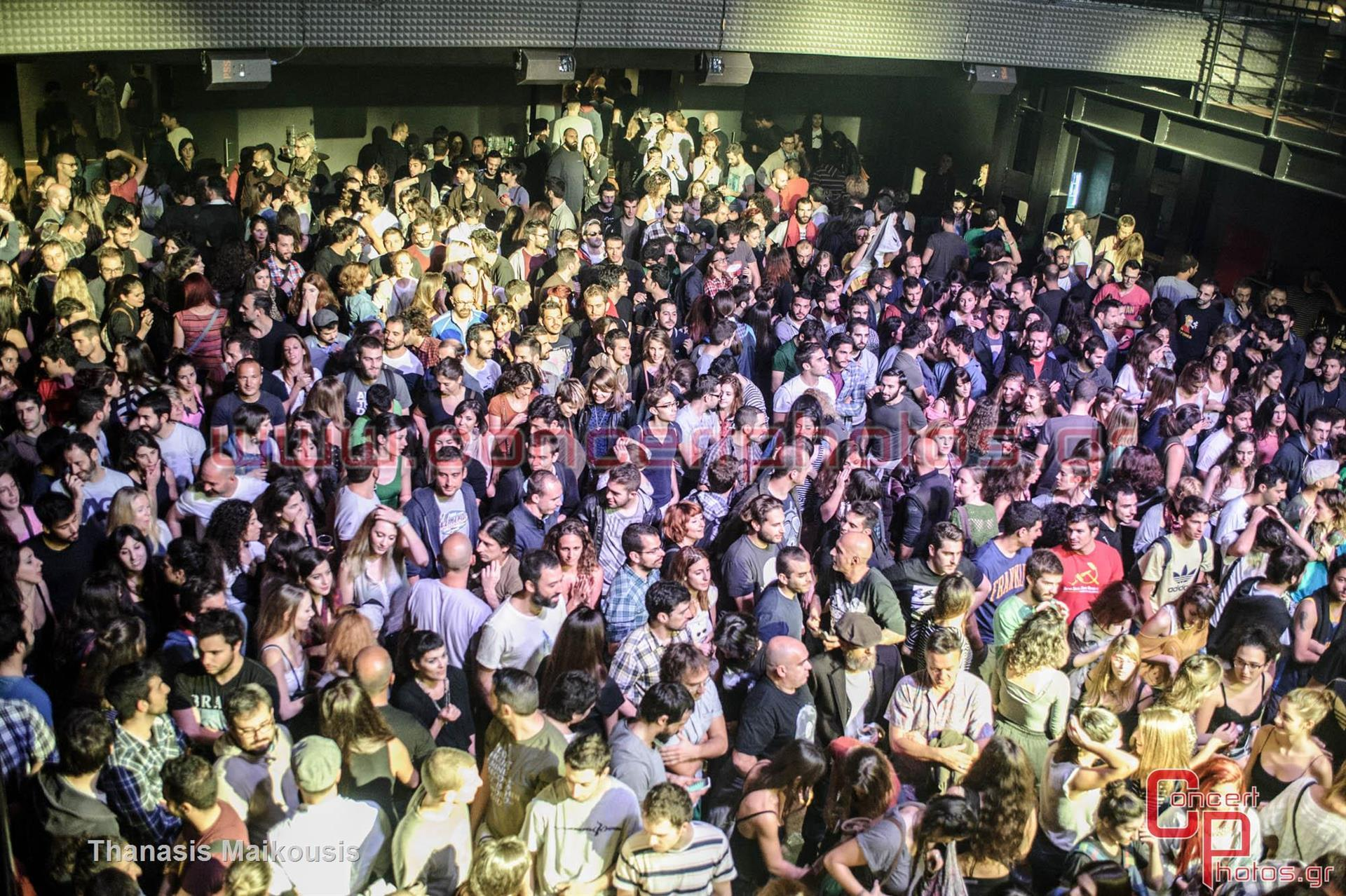 Wax Tailor - photographer: Thanasis Maikousis - ConcertPhotos-8323