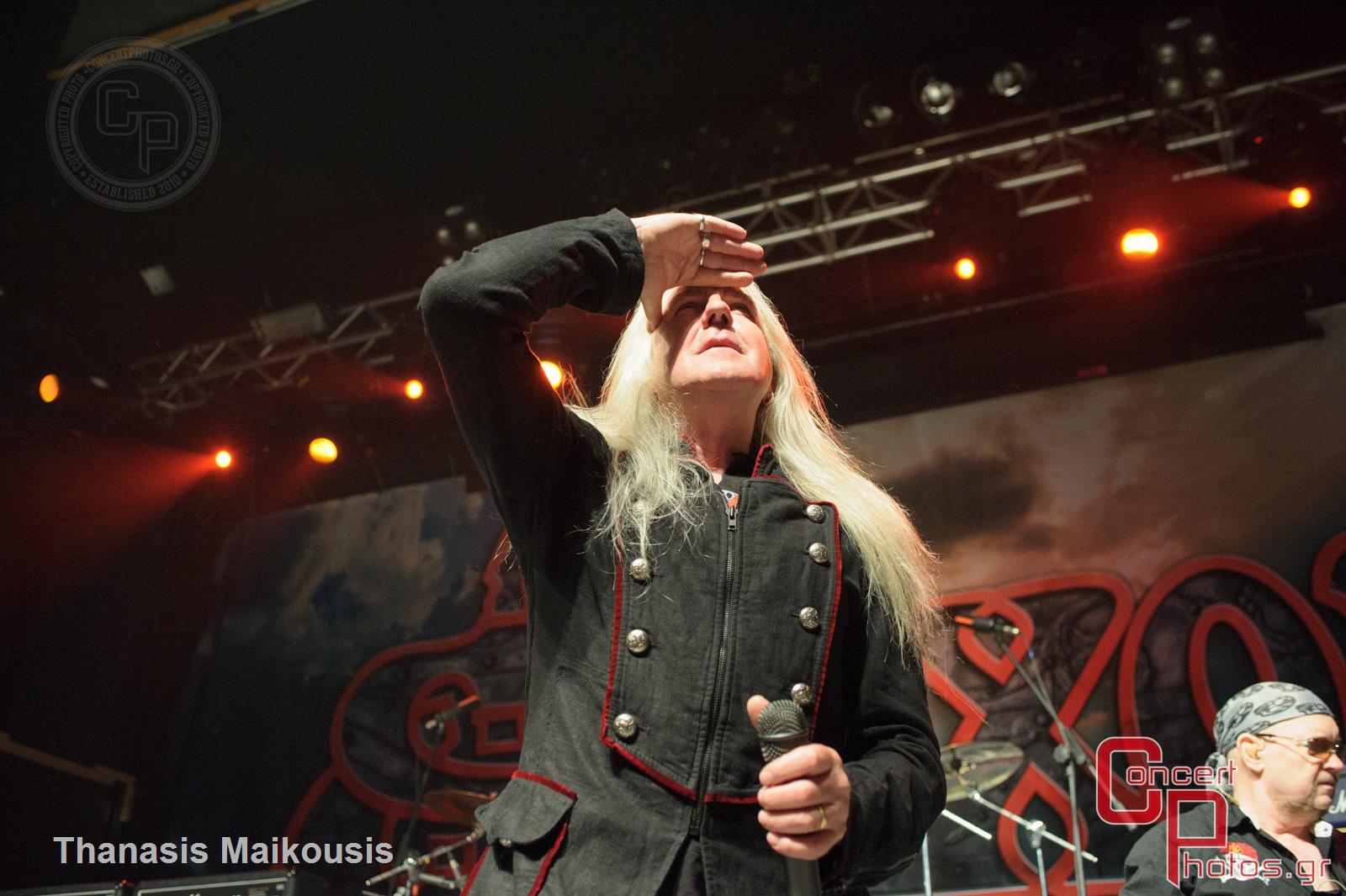 Saxon & Innerwish -Saxon Innerwish Gagarin photographer: Thanasis Maikousis - concertphotos_20141025_22_26_12