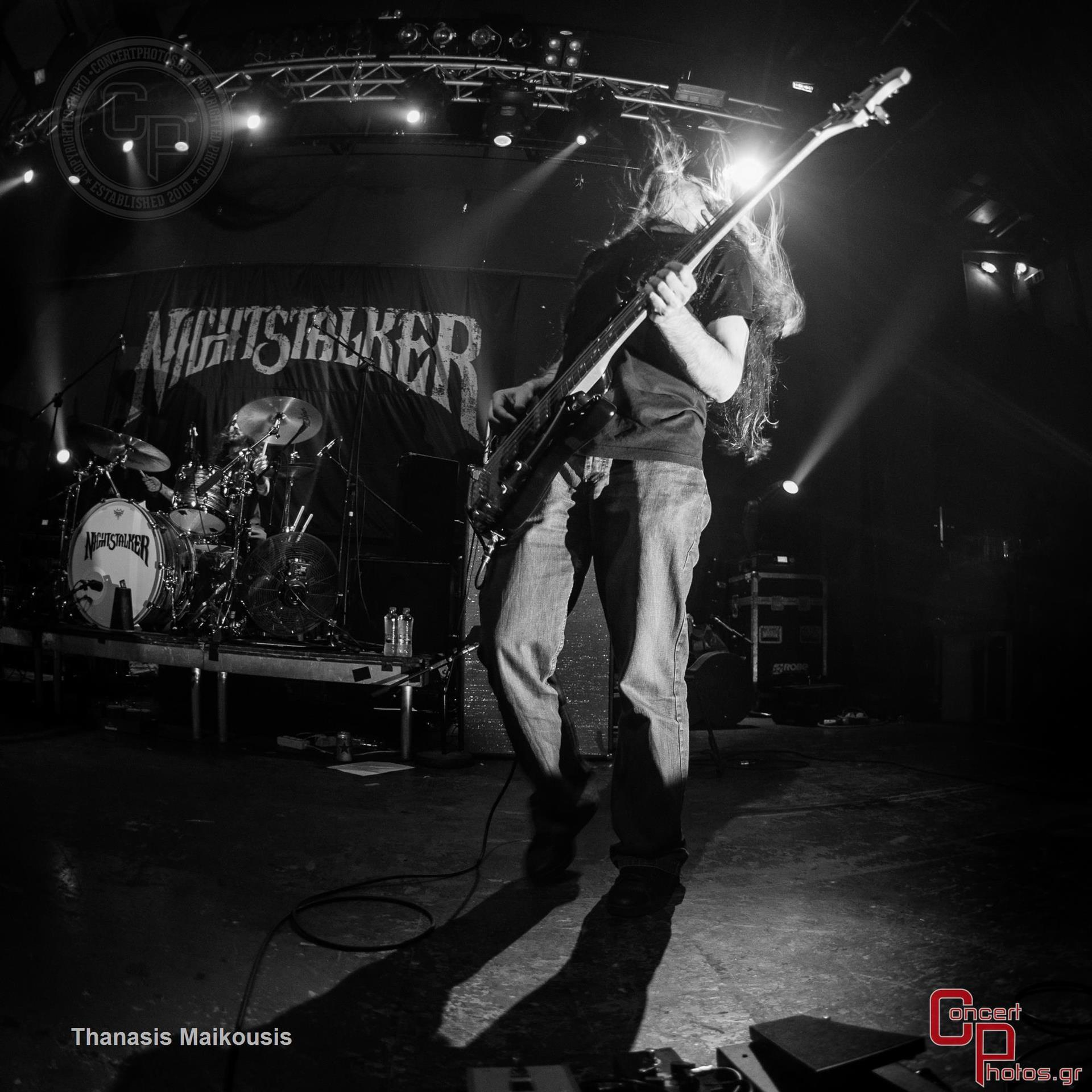 Nightstalker Three Holy Strangers-Nightstalker-Gagarin-April-2015 photographer: Thanasis Maikousis - ConcertPhotos - 20150425_2252_40