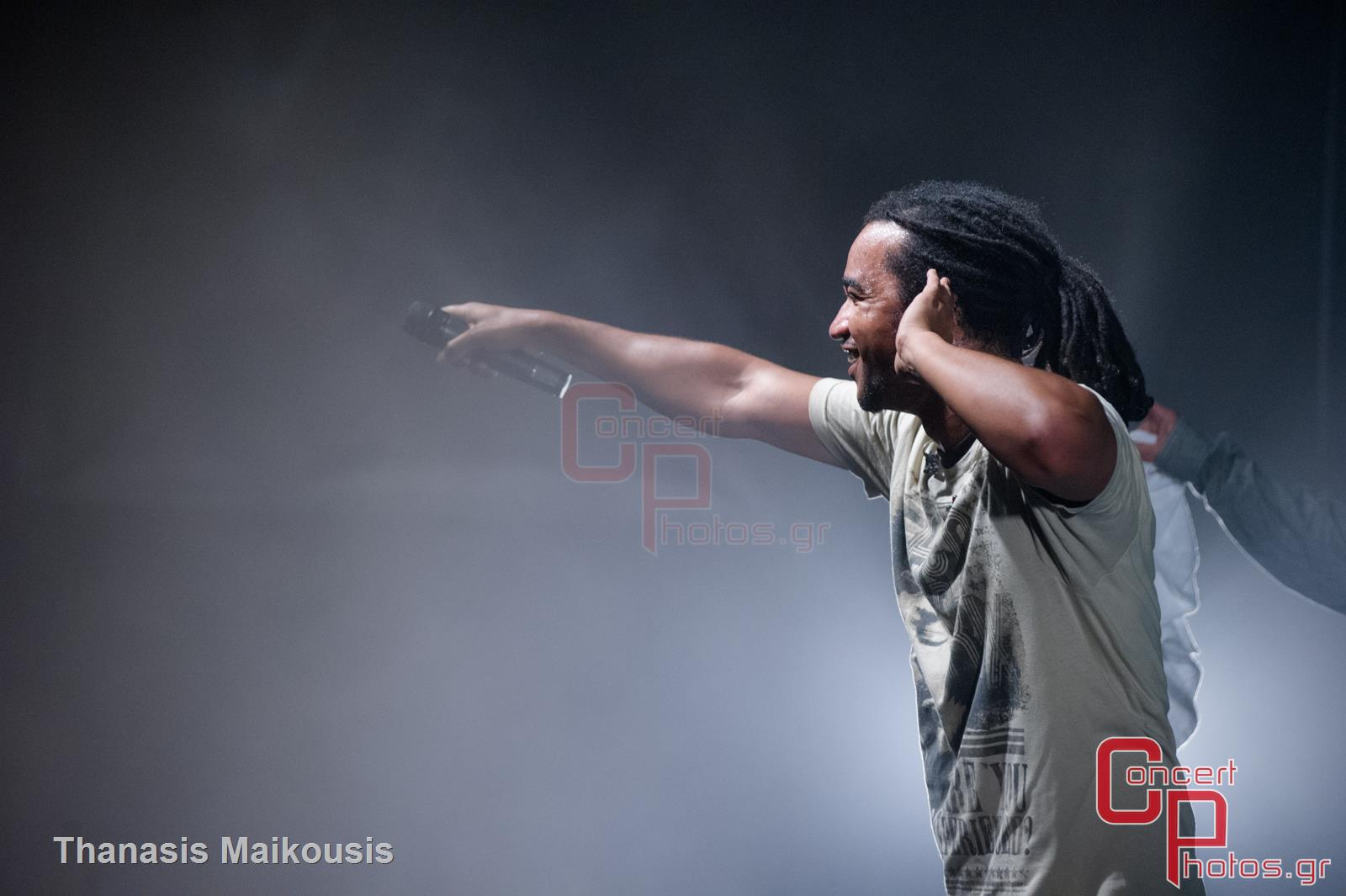 Dub Inc-Dub Inc photographer: Thanasis Maikousis - concertphotos_-5518