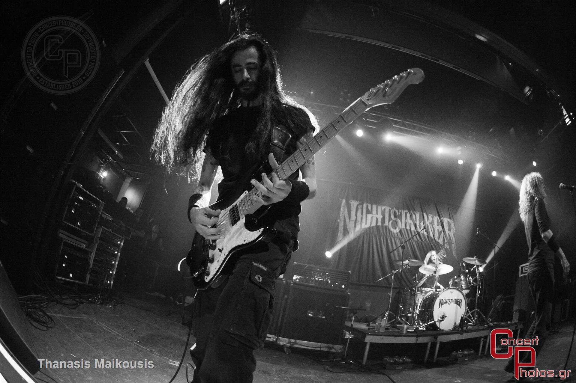 Nightstalker Three Holy Strangers-Nightstalker-Gagarin-April-2015 photographer: Thanasis Maikousis - ConcertPhotos - 20150425_2248_33